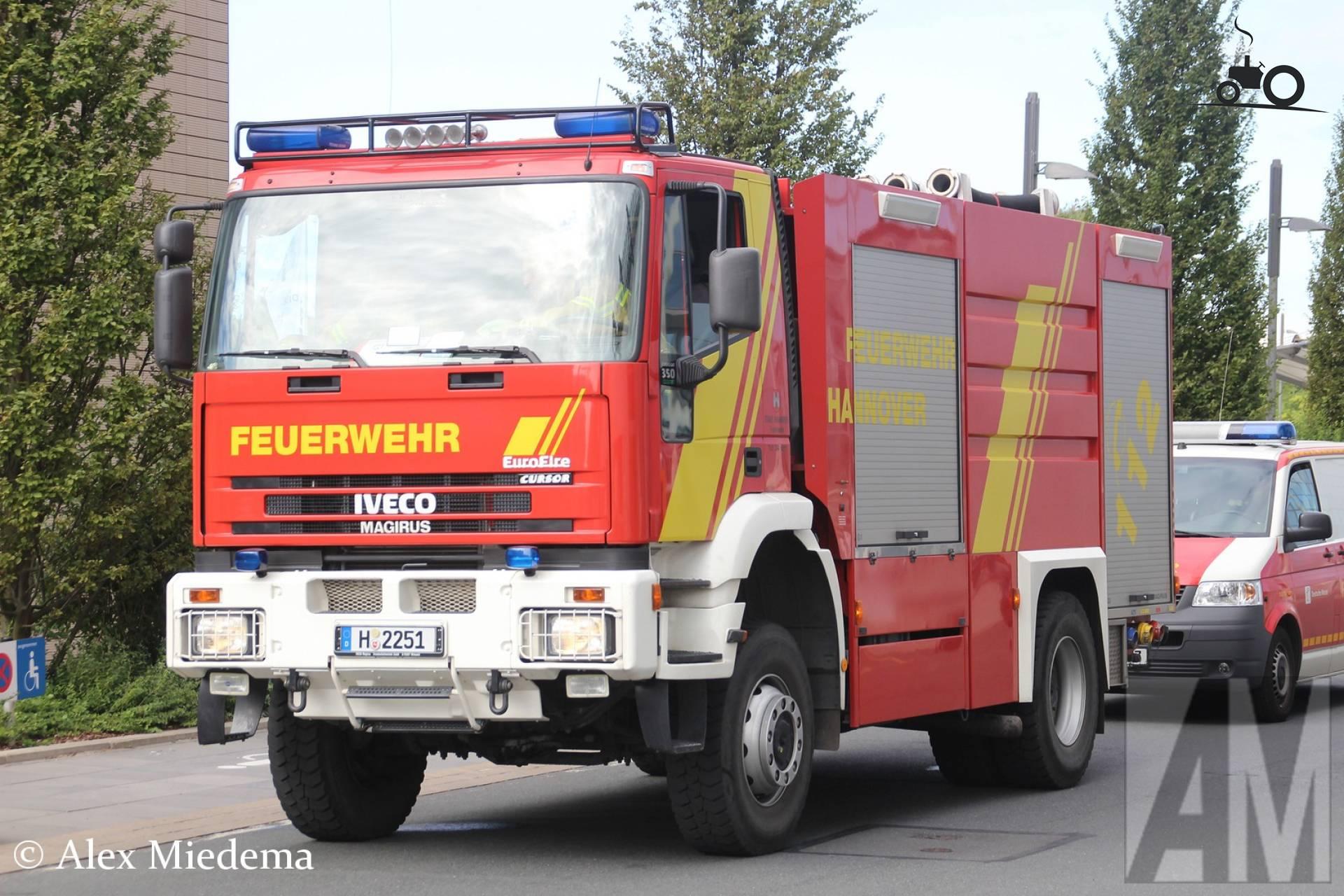 Iveco-Magirus EuroFire