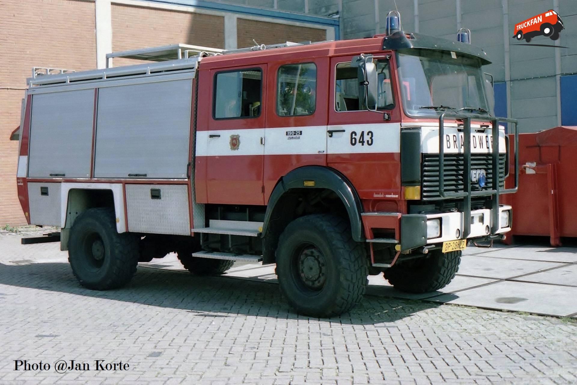 Iveco-Magirus Turbo (frontstuur)