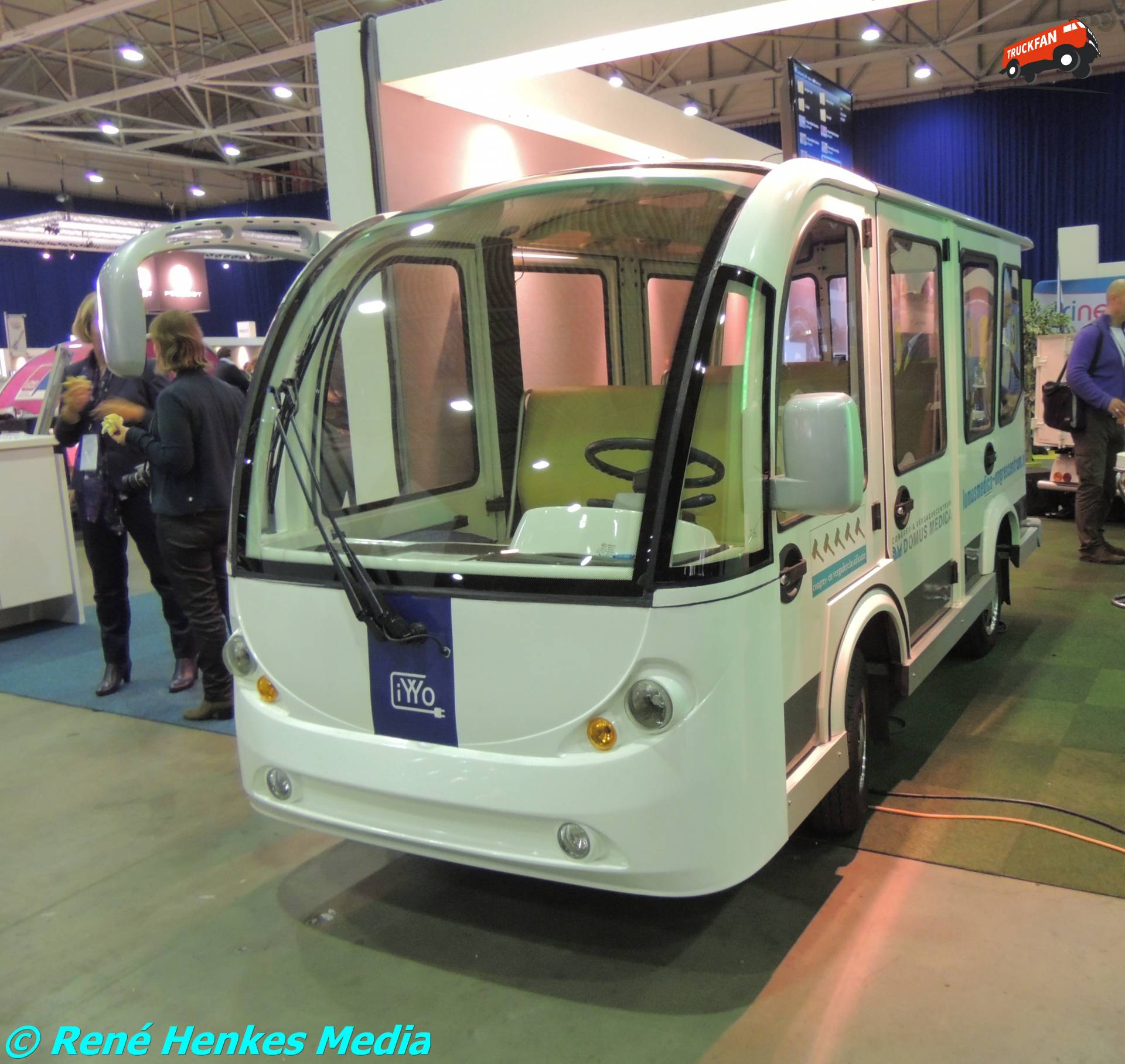 iYYo Elektrische Shuttle