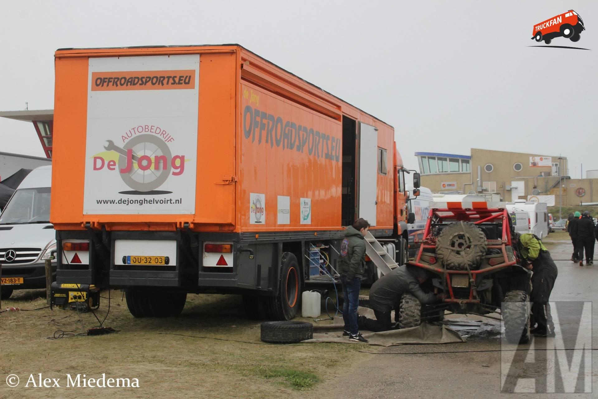 Jumbo Helmond oplegger