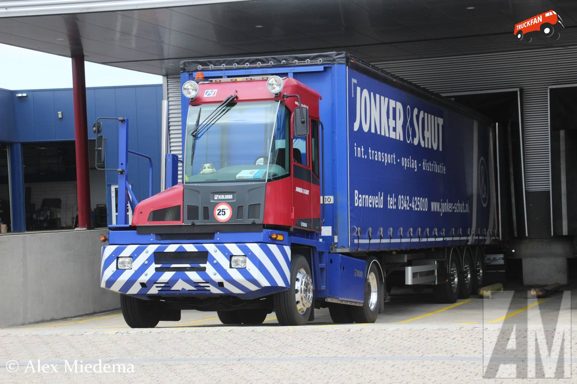 Kalmar terminaltrekker