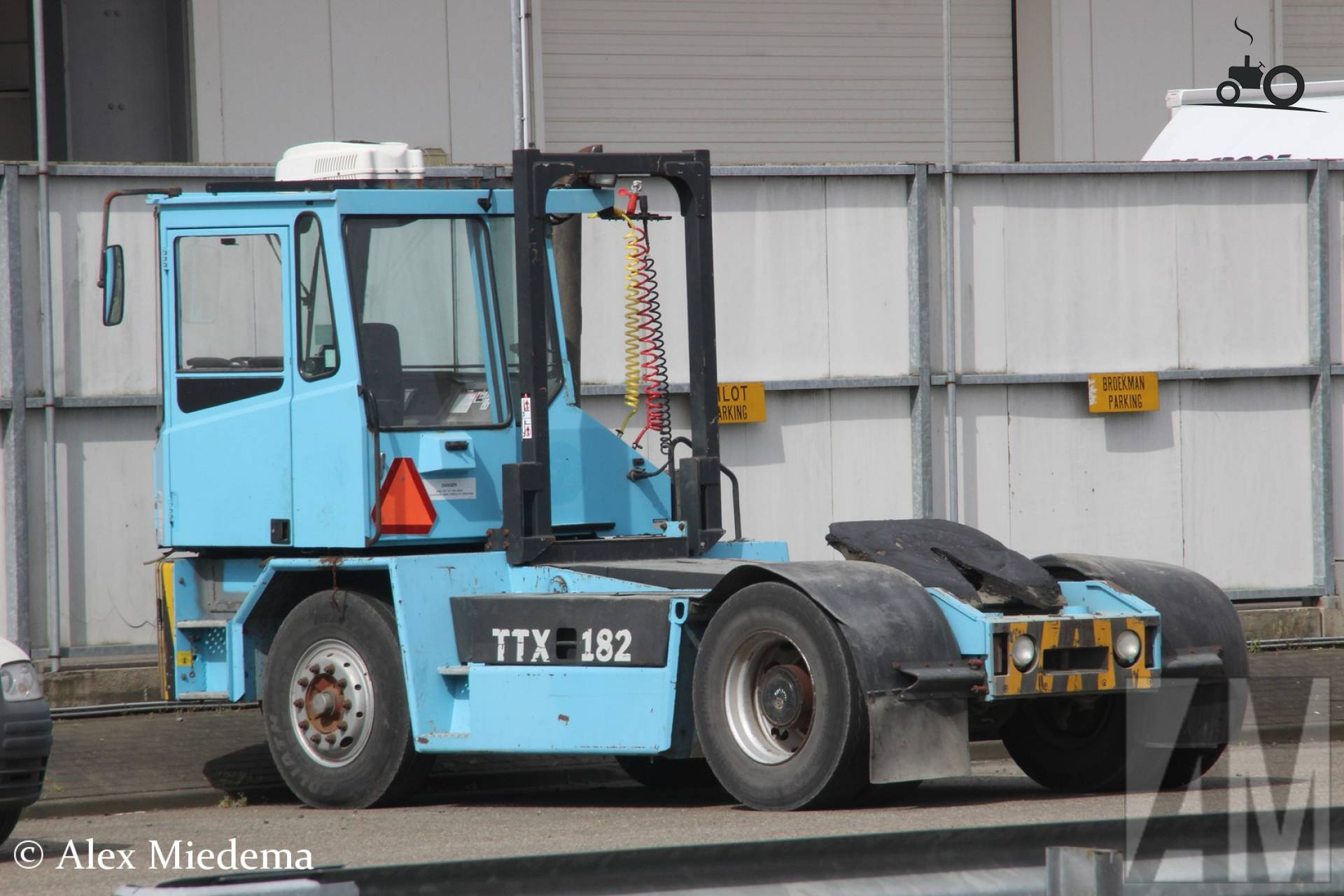 Kalmar TTX-182