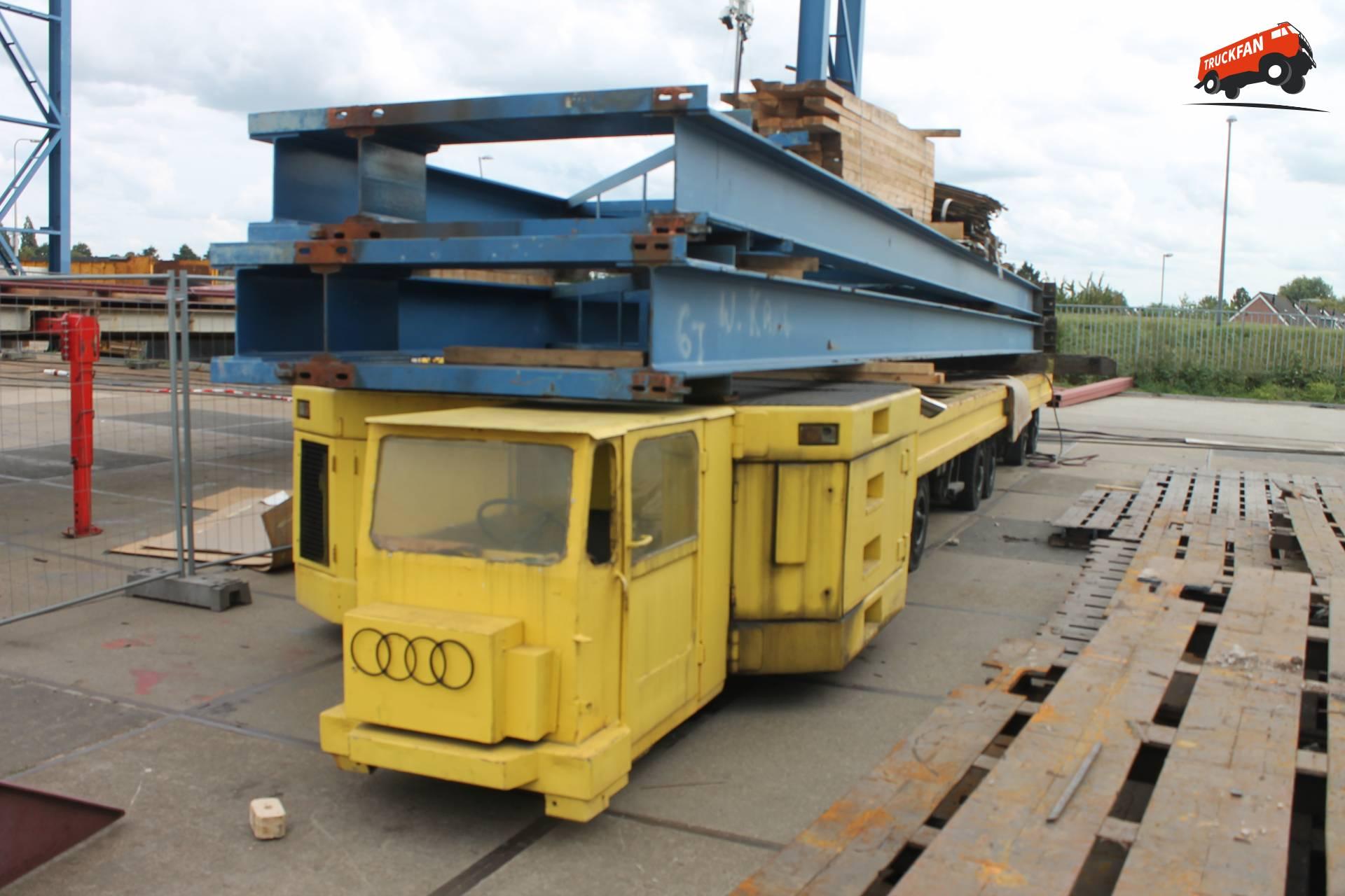 Kamag industriële transporter