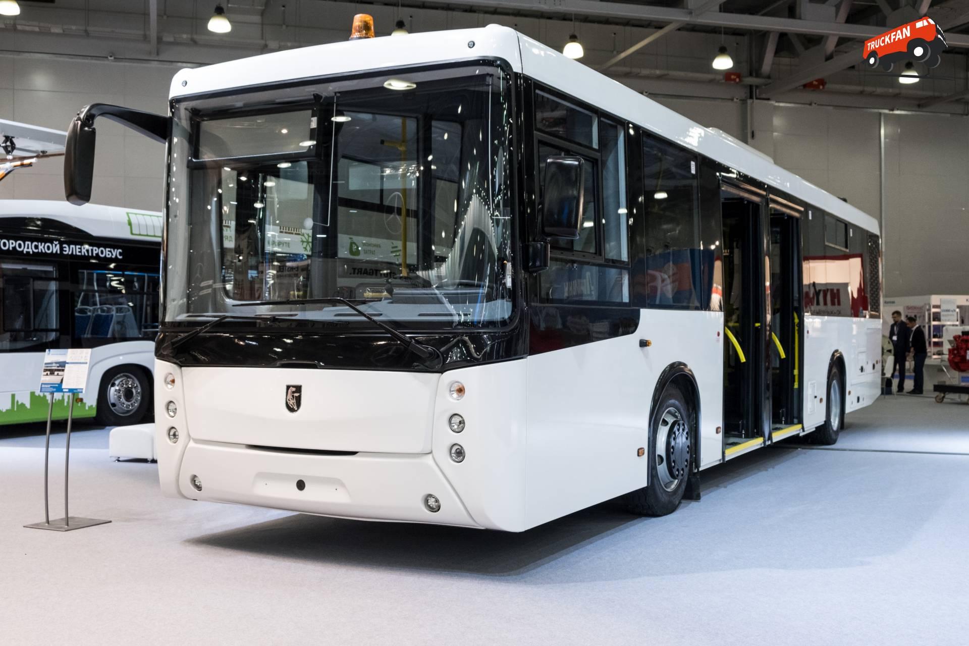 Kamaz bus