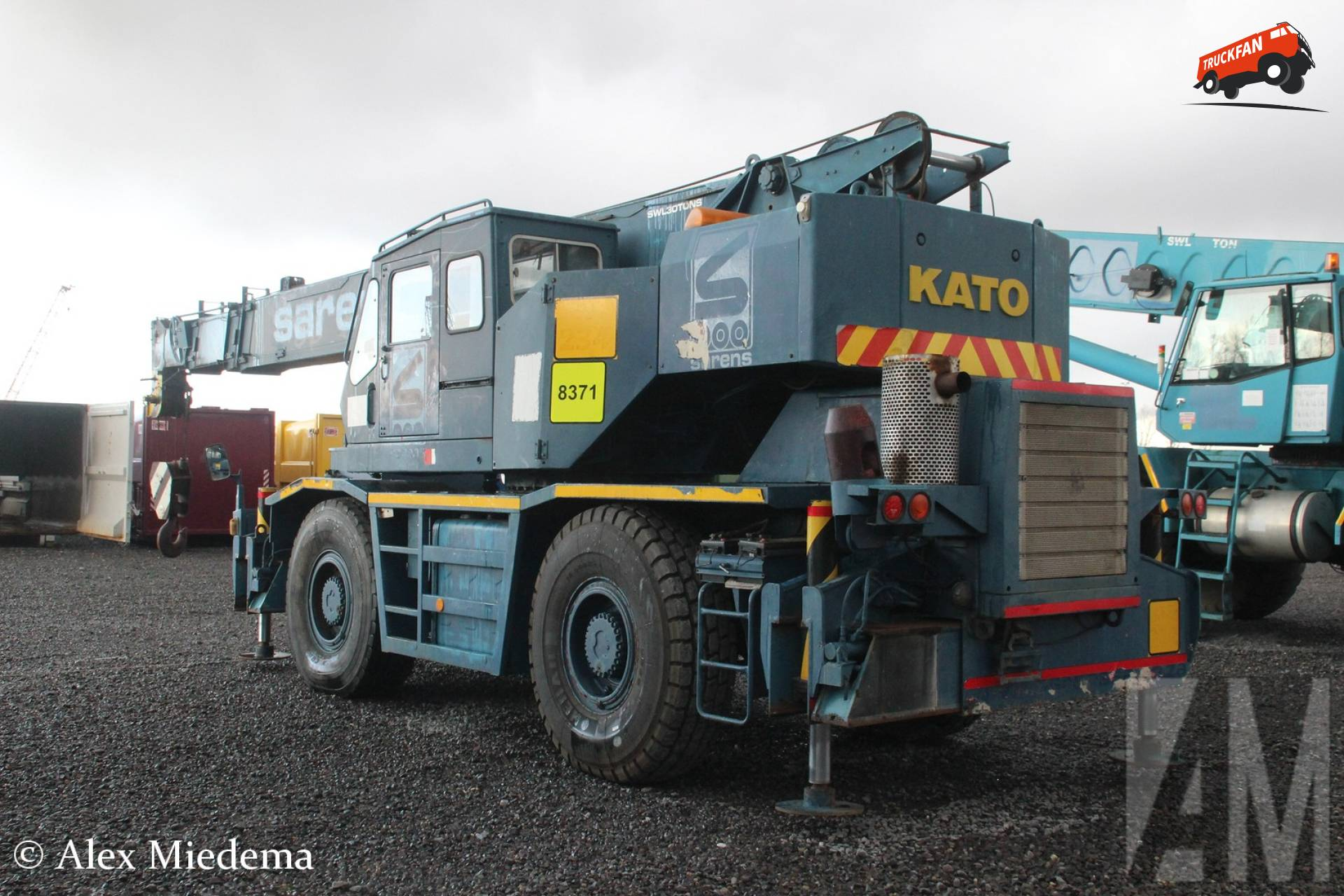 Kato KR-300