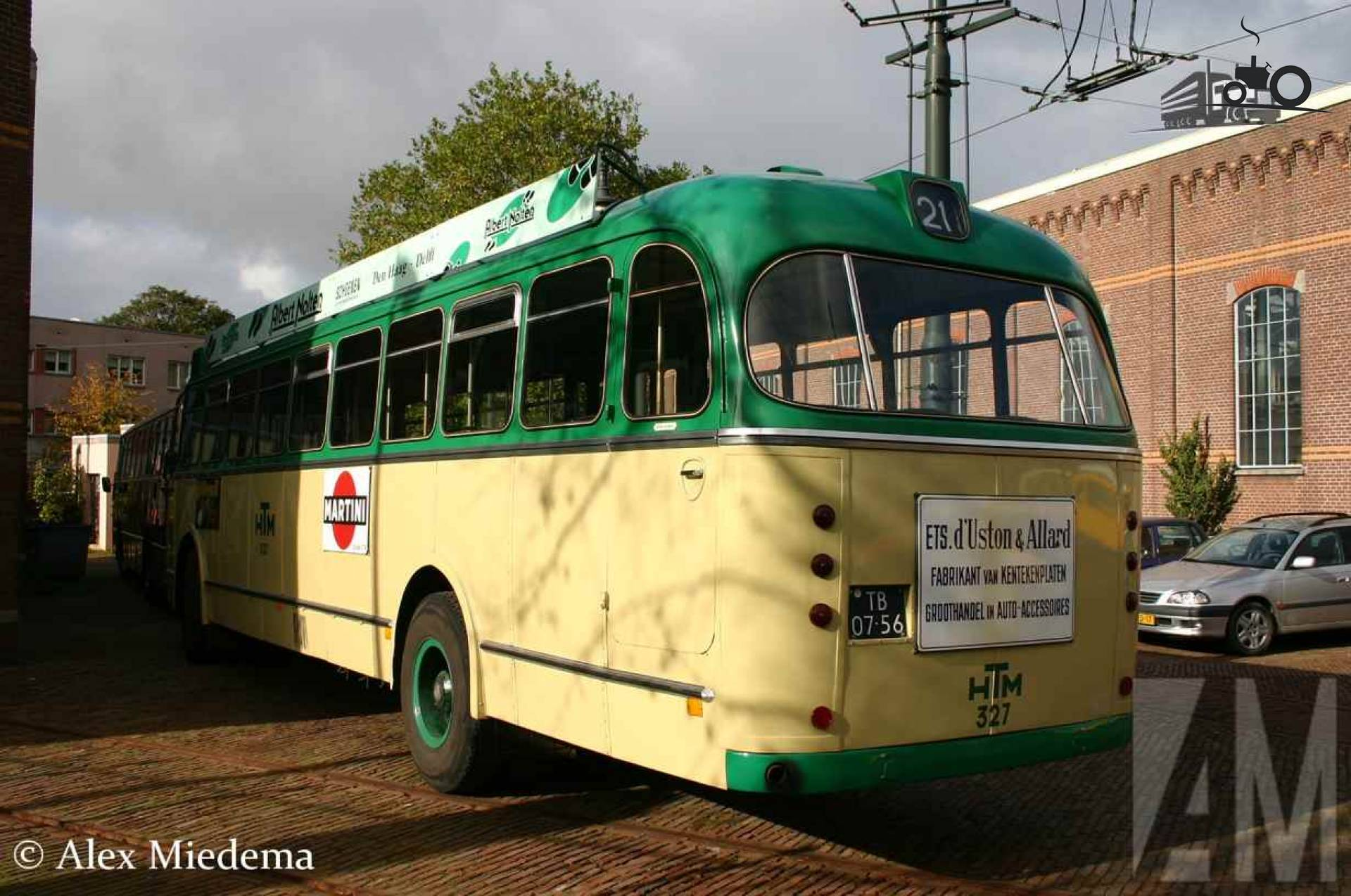 Kromhout TBZ100