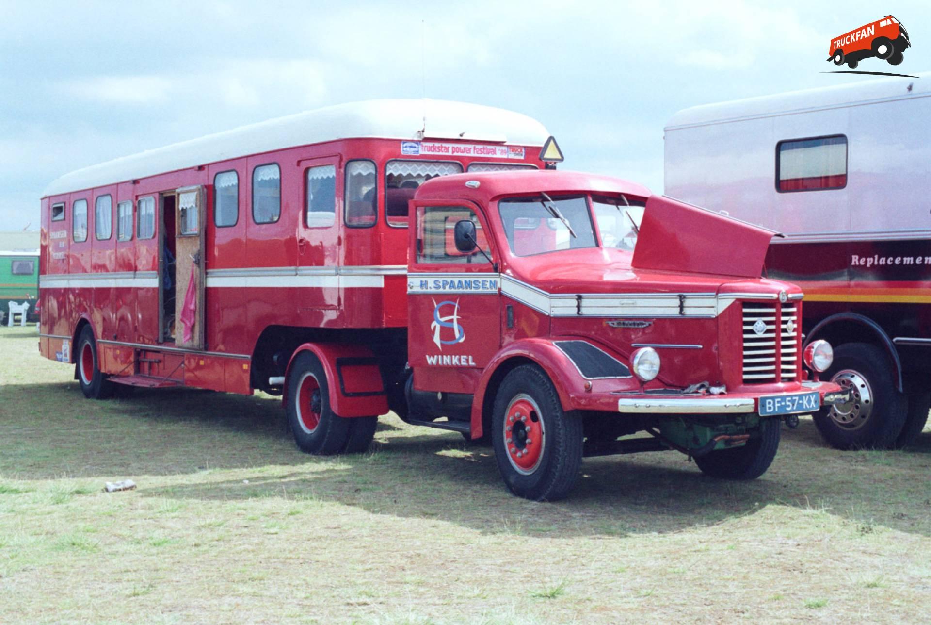 Kromhout V6T