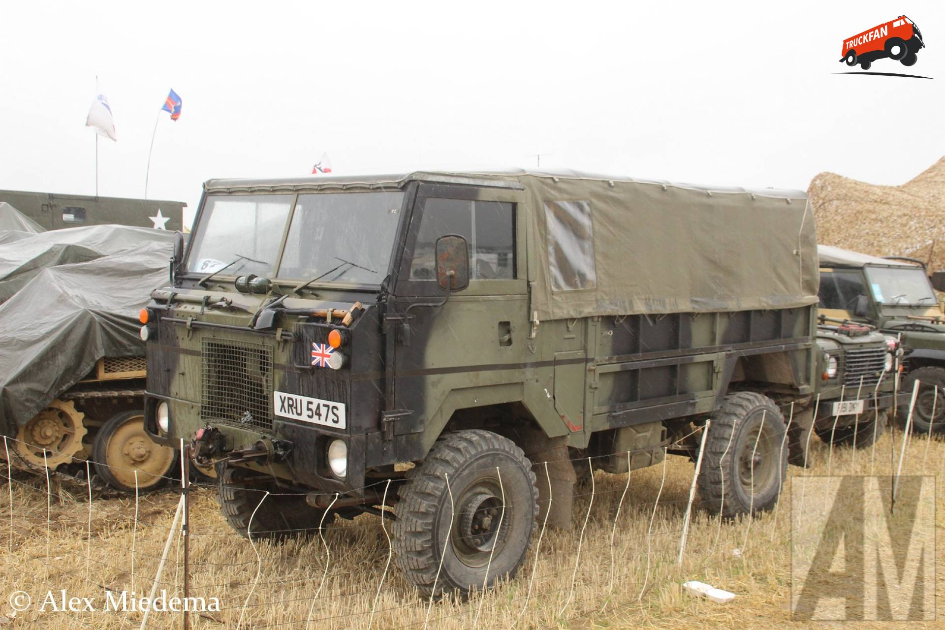 Land Rover FC