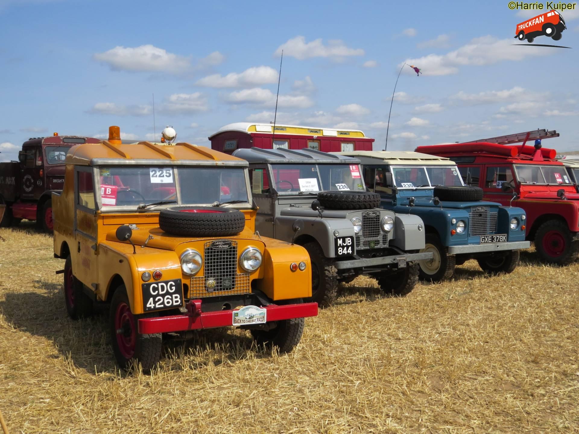 Land Rover meerdere