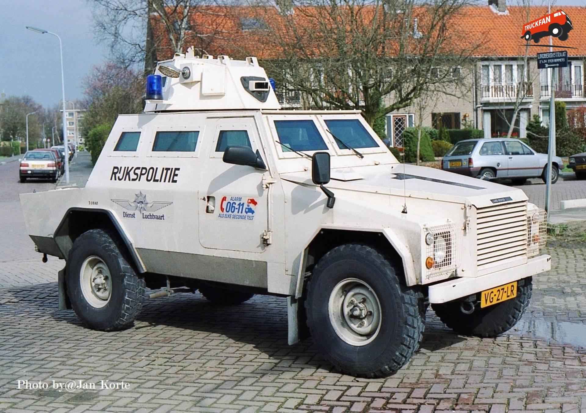 Land Rover Shorland Mk V