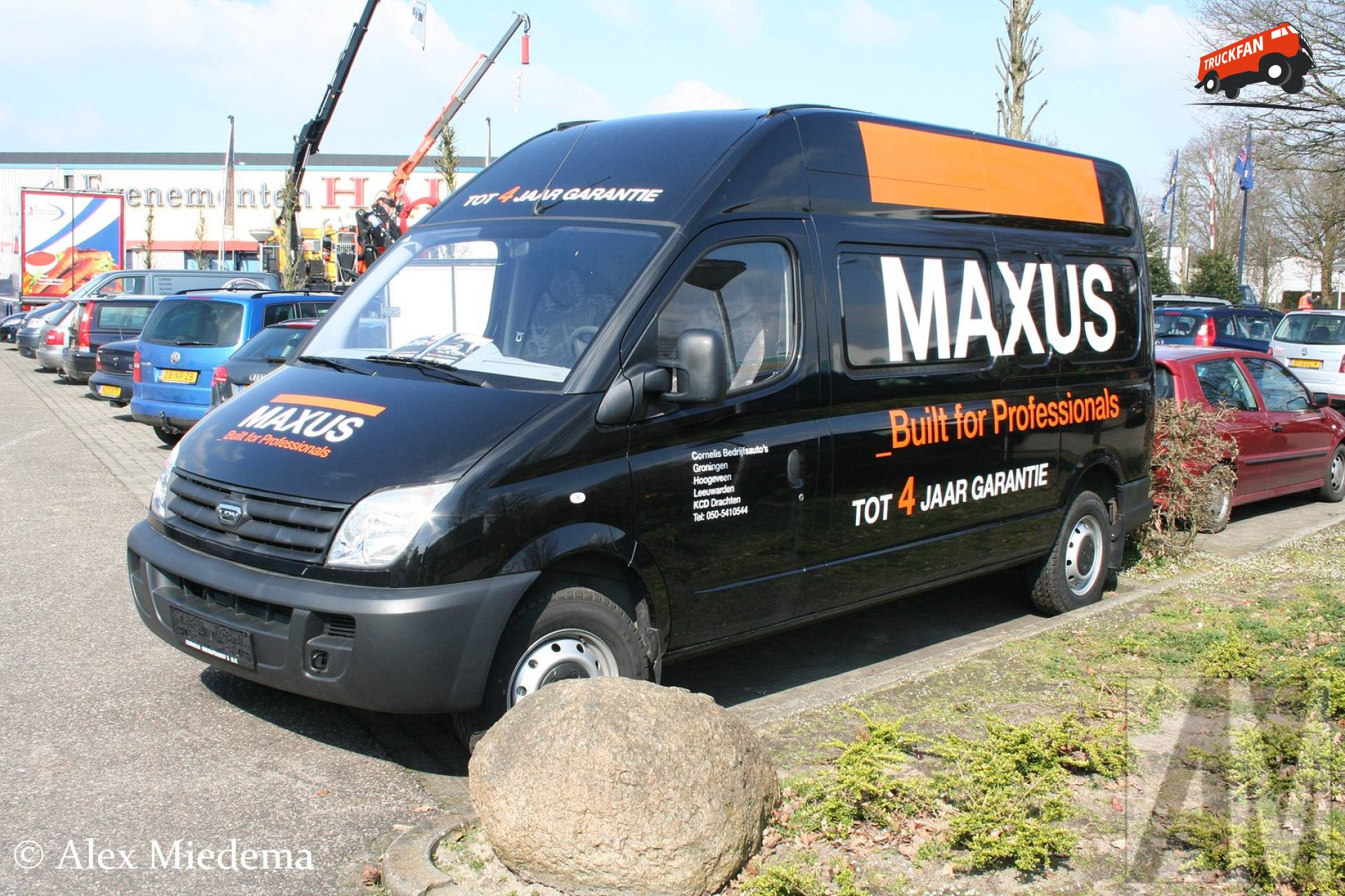 LDV Maxus