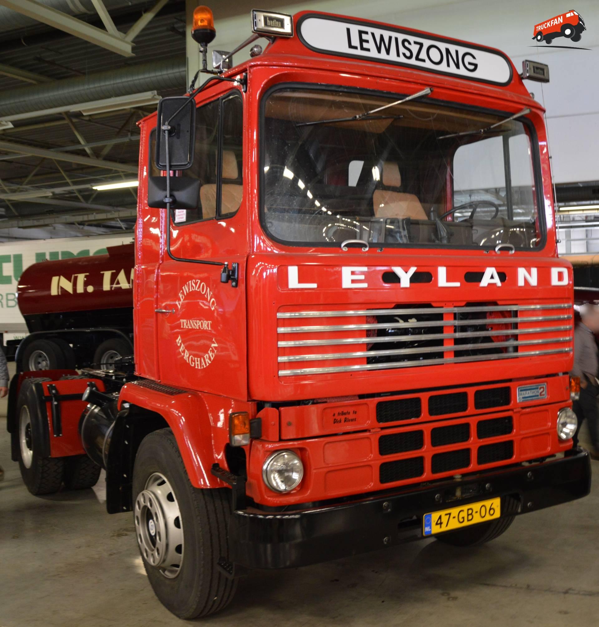 Leyland Marathon