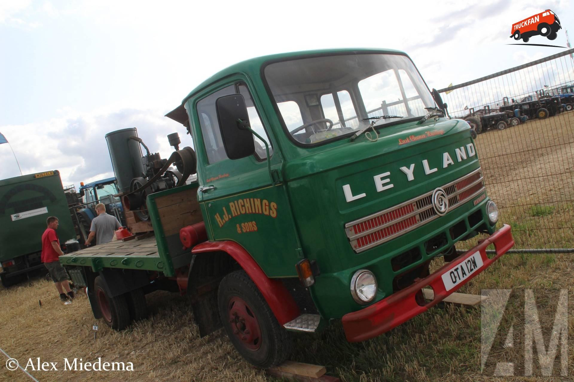 Leyland Redline