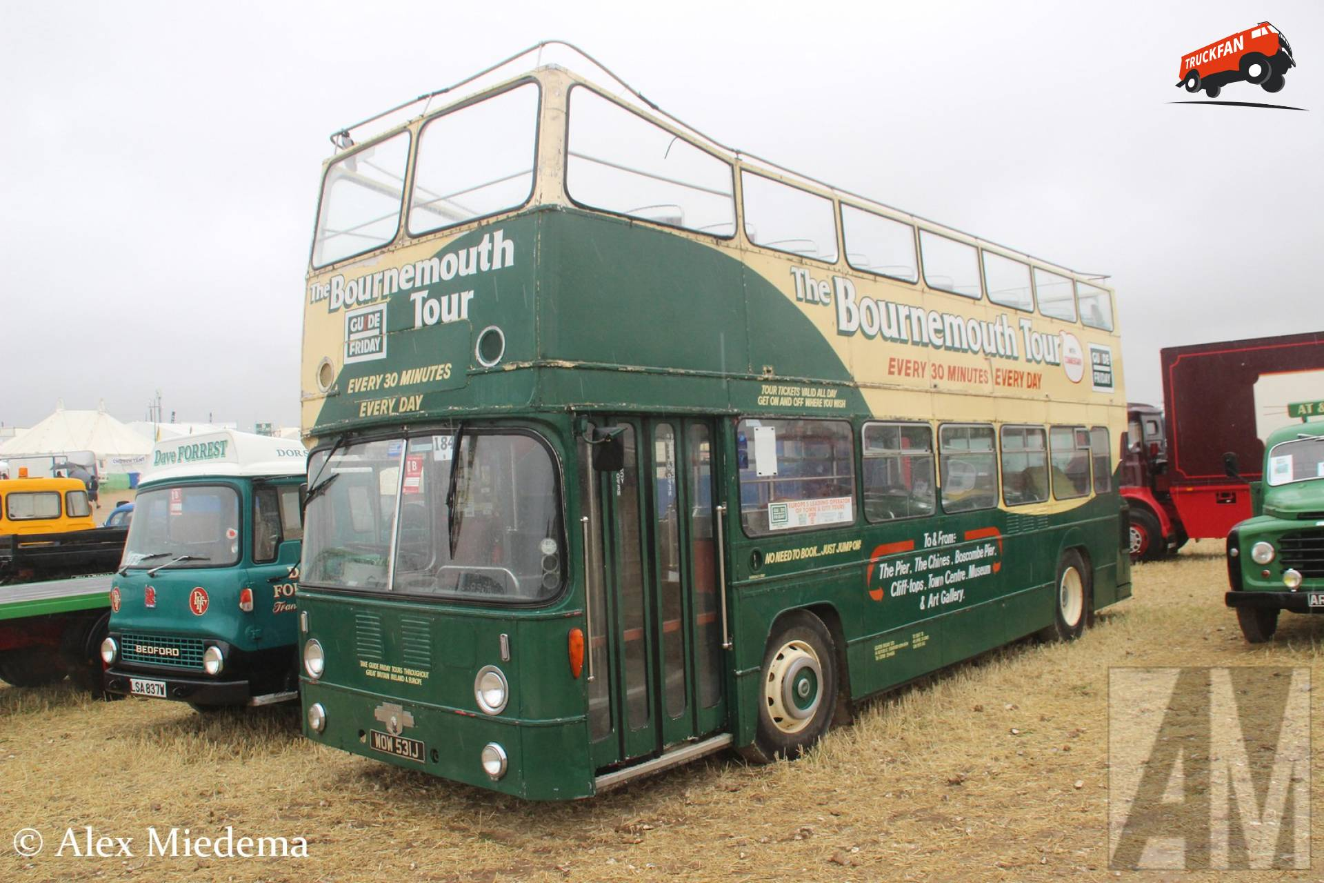 Leyland buschassis