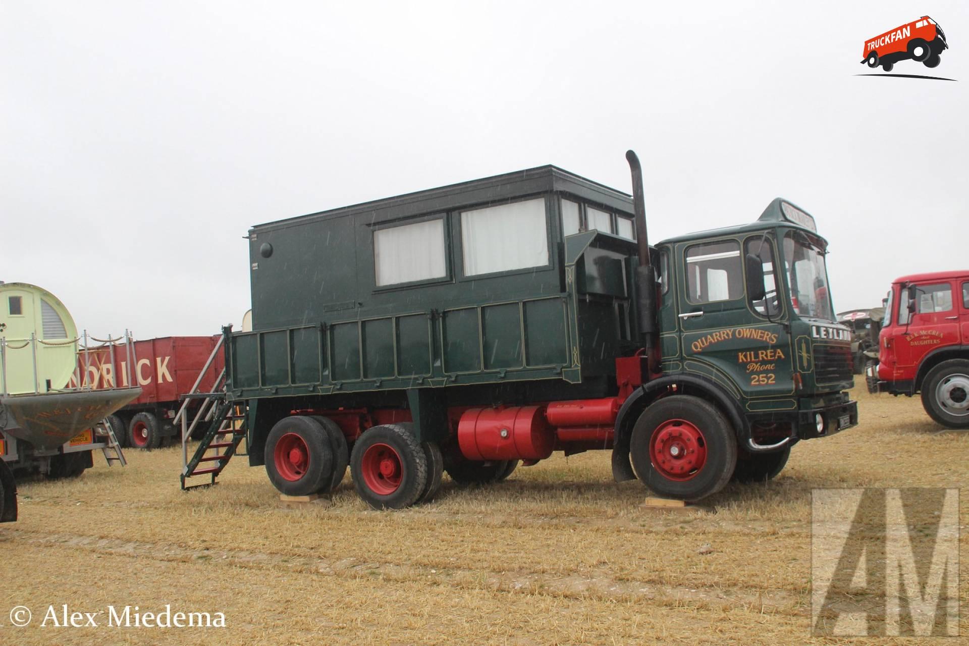 Leyland onbekend