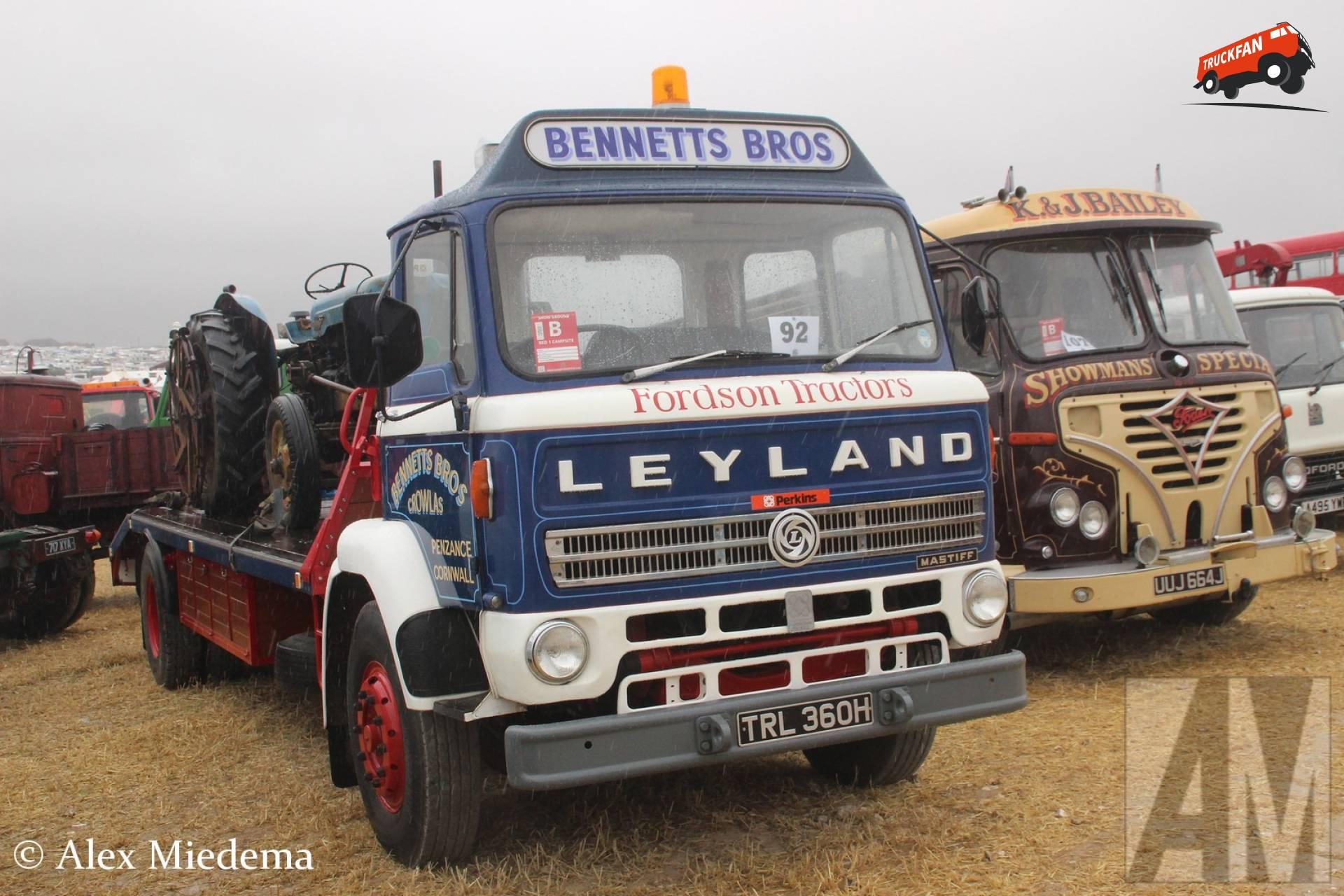 Leyland Mastiff