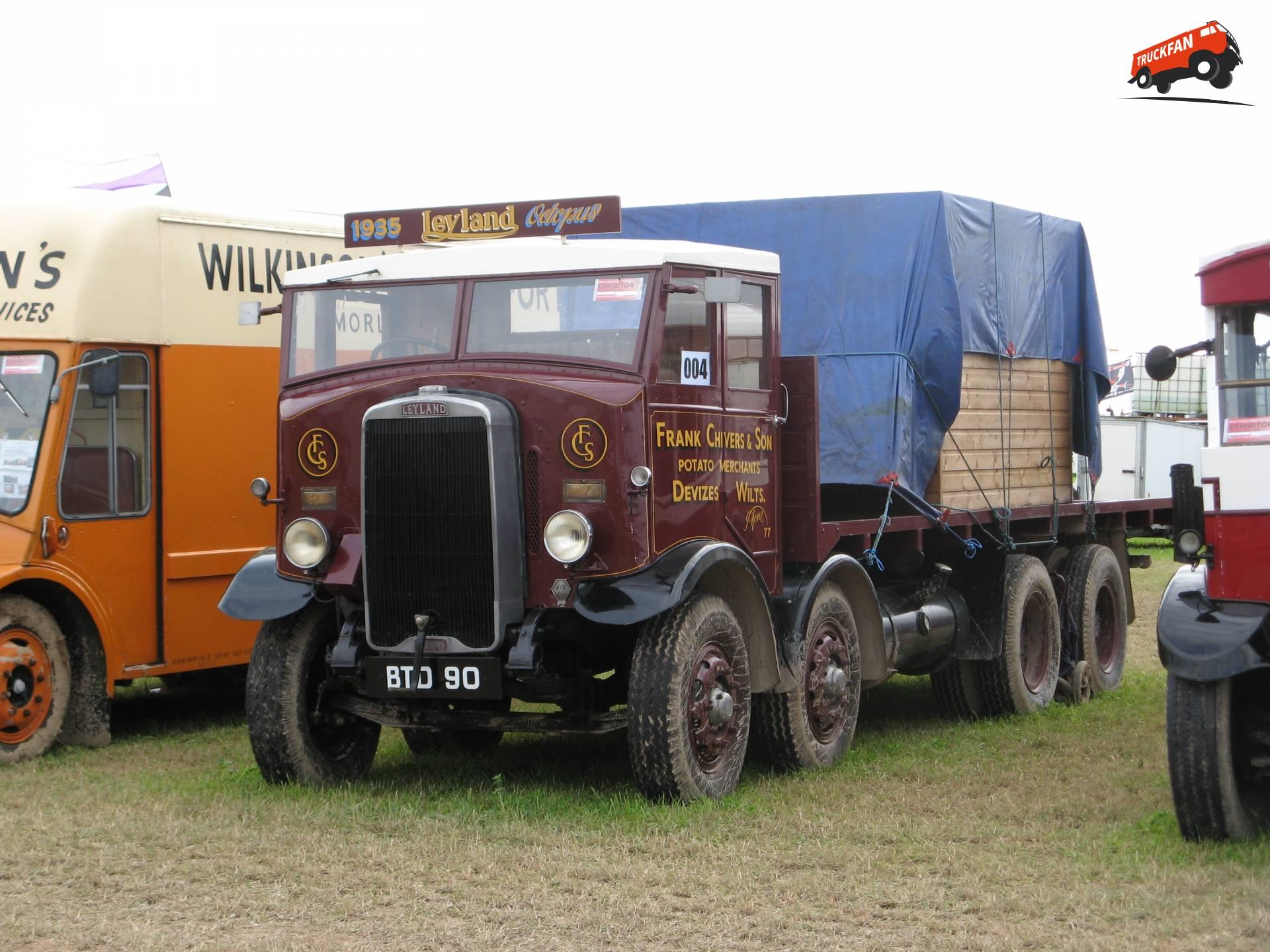 Leyland onbekend/overig