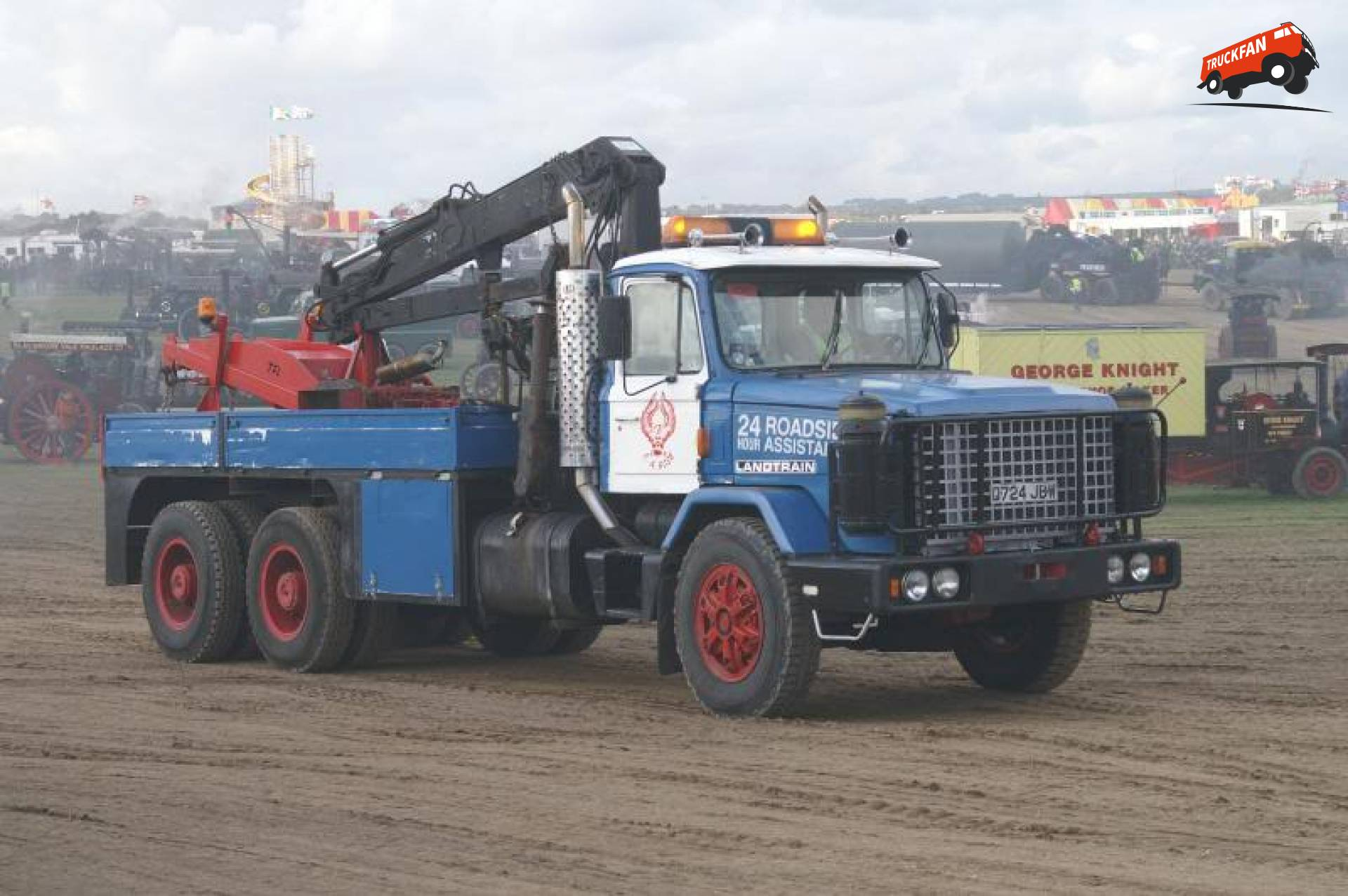 Leyland Landtrain