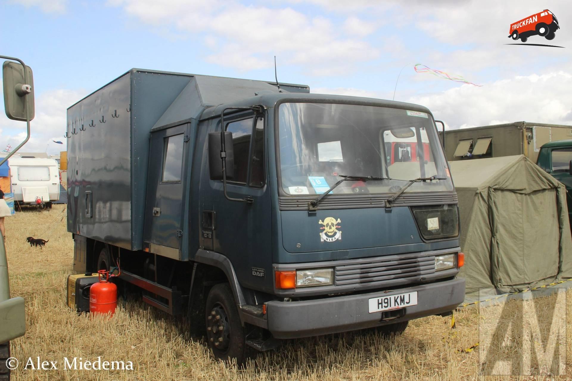 Leyland-DAF Roadrunner