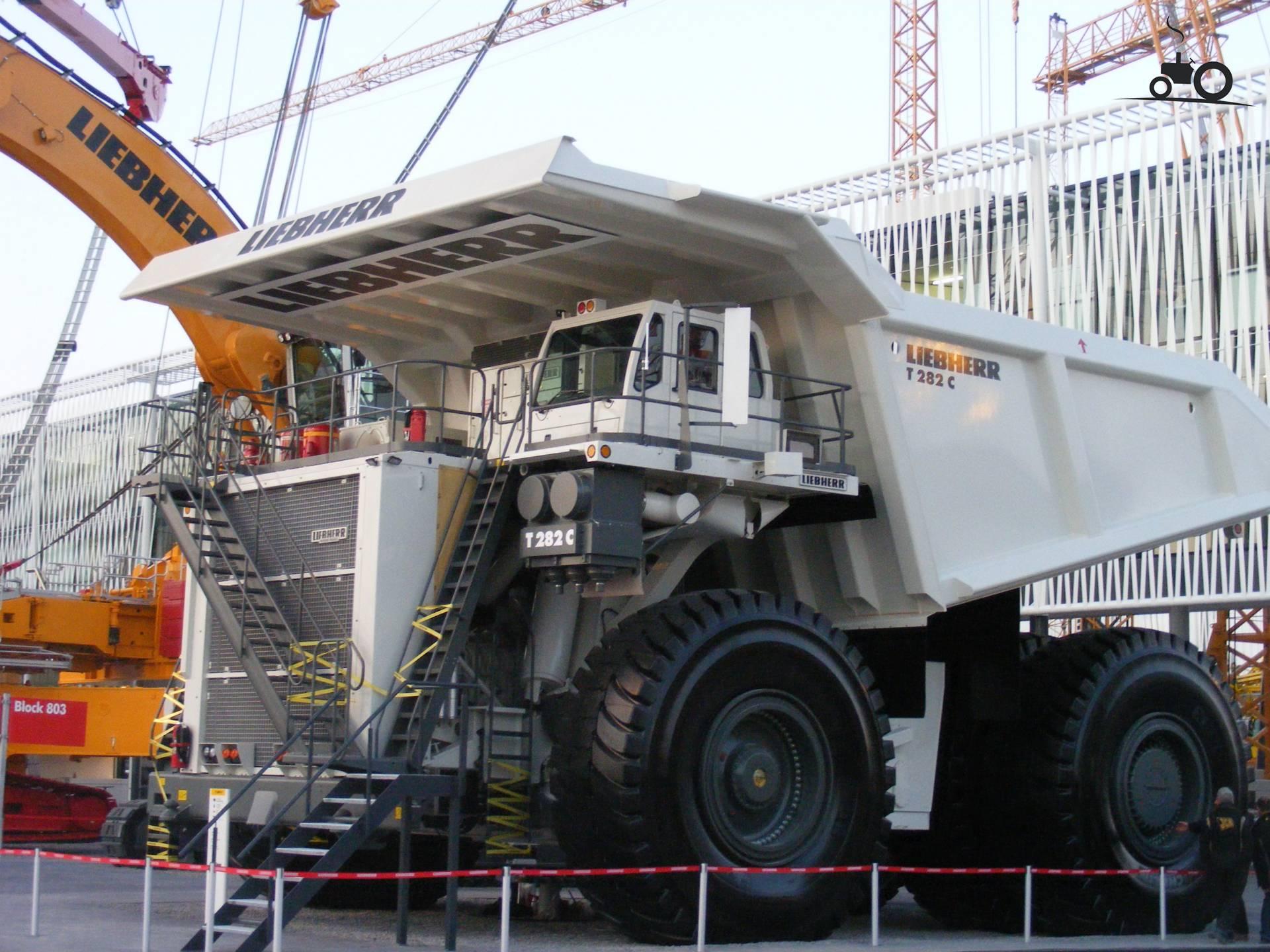 Liebherr T 282 C