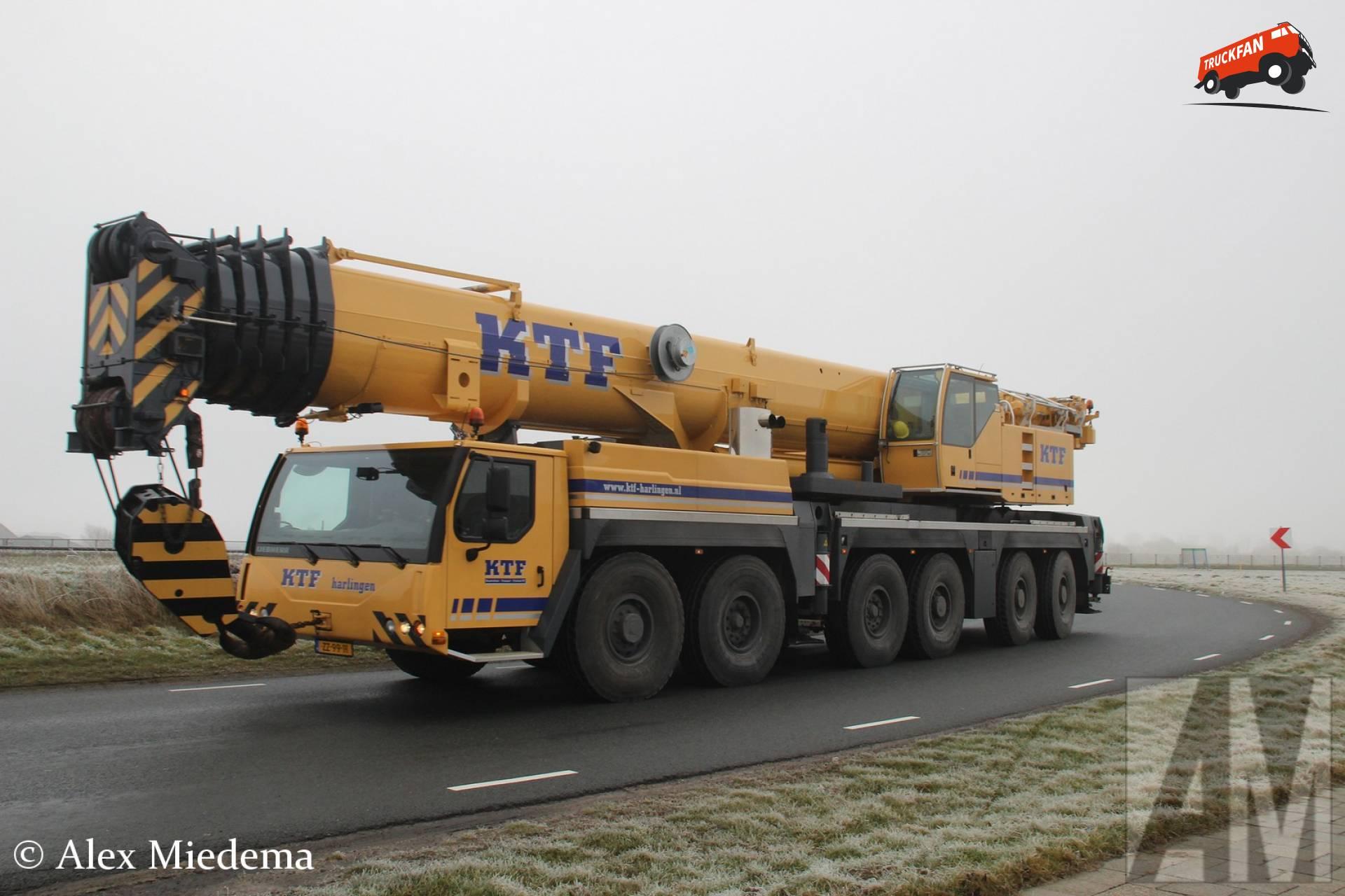 Liebherr LTM1250