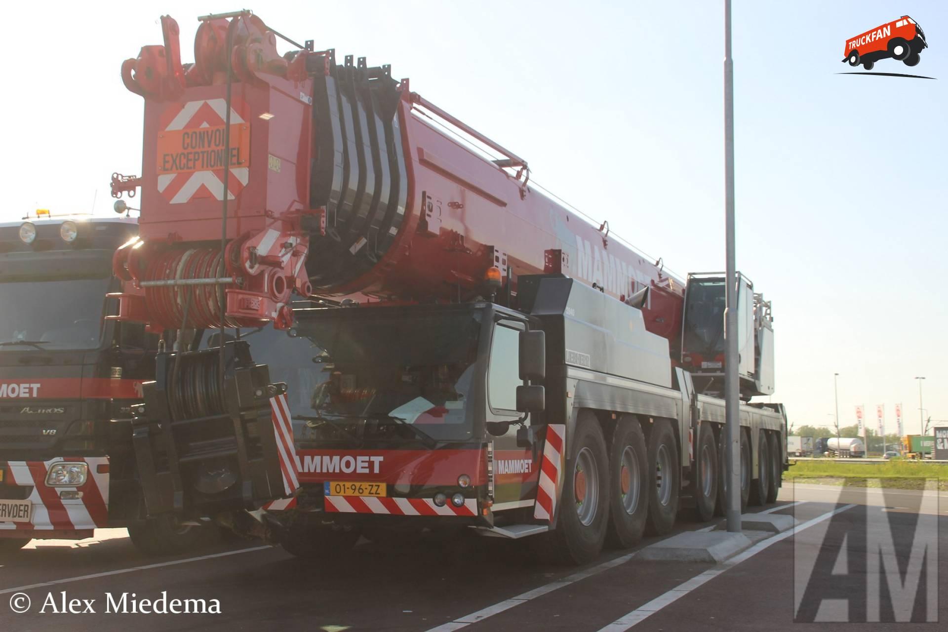 Liebherr LTM1450