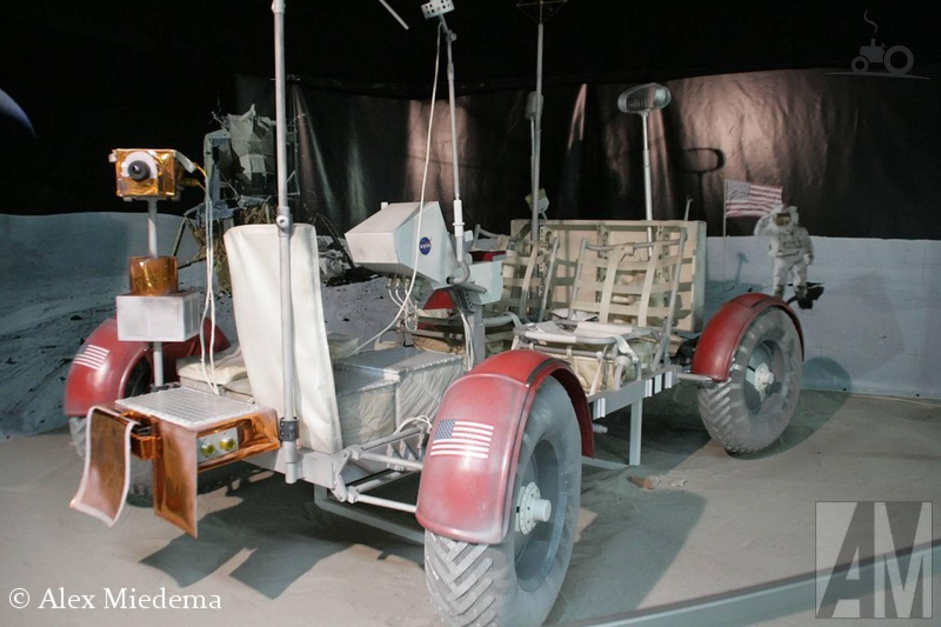 Lunar Rover onbekend/overig
