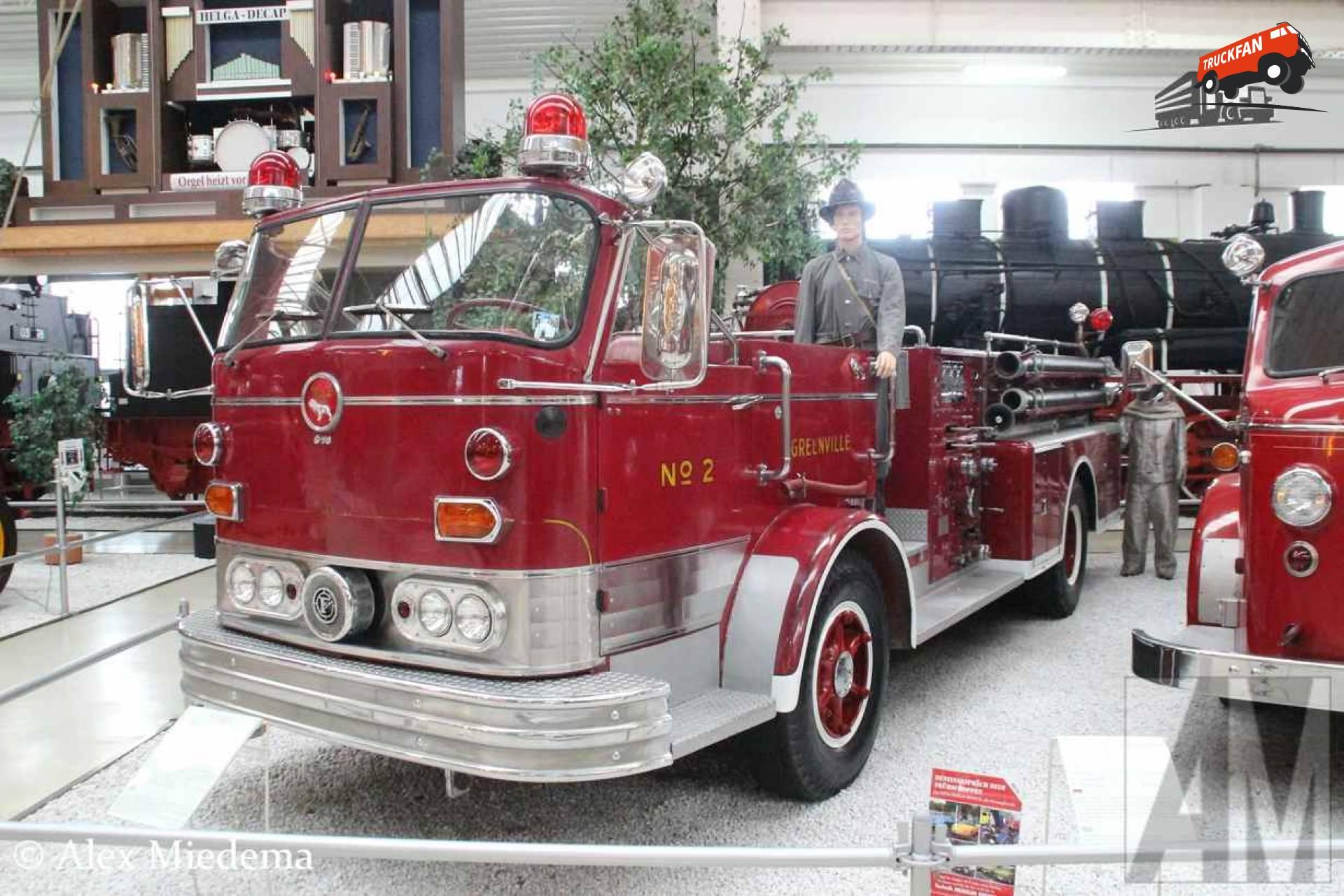 Mack C75