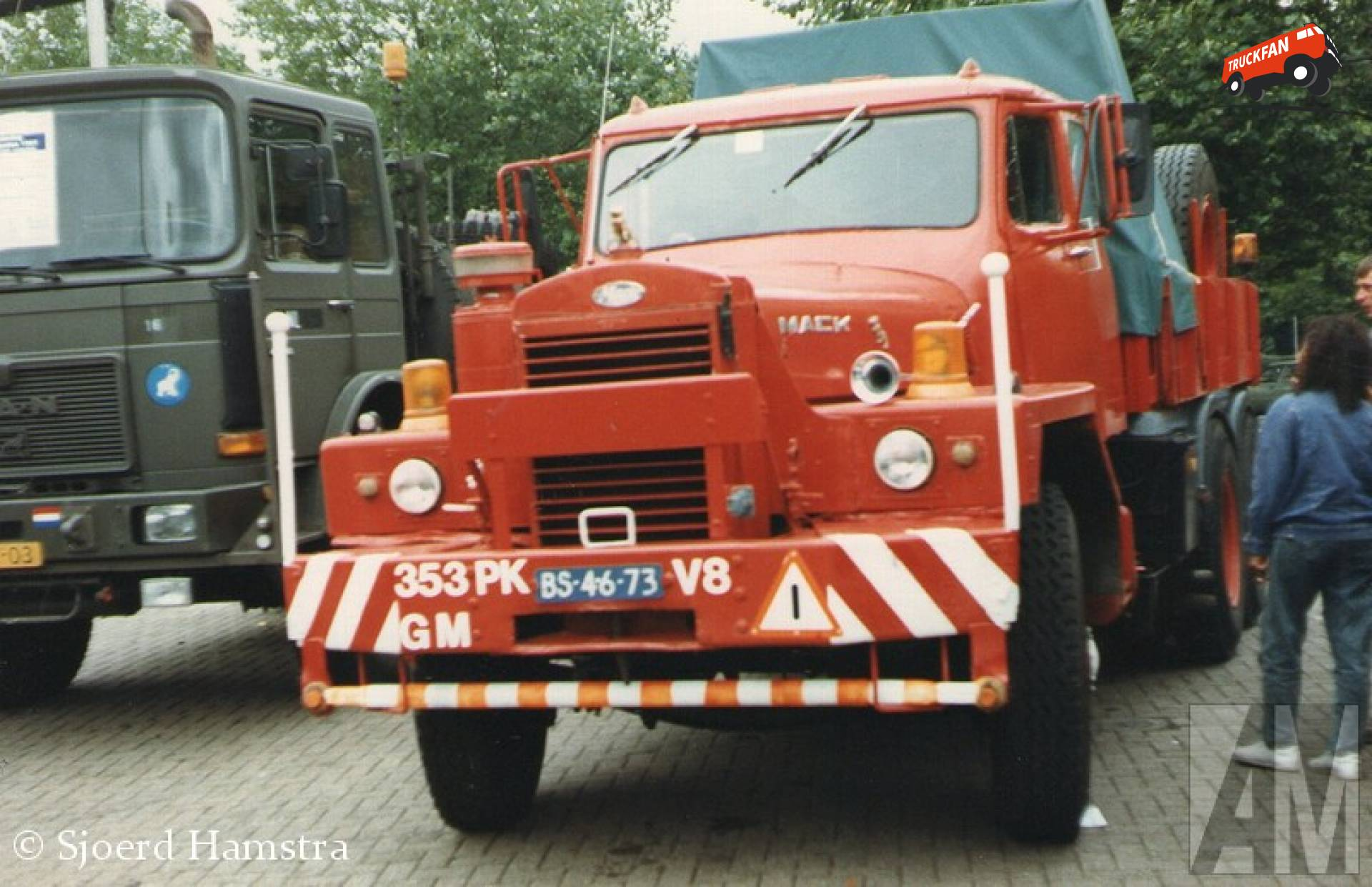 mack B81SX