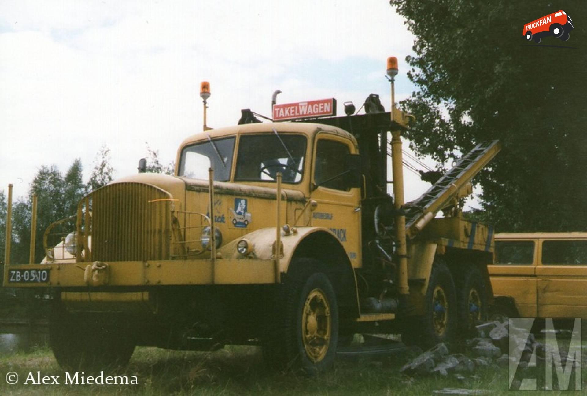 mack LMSW-53