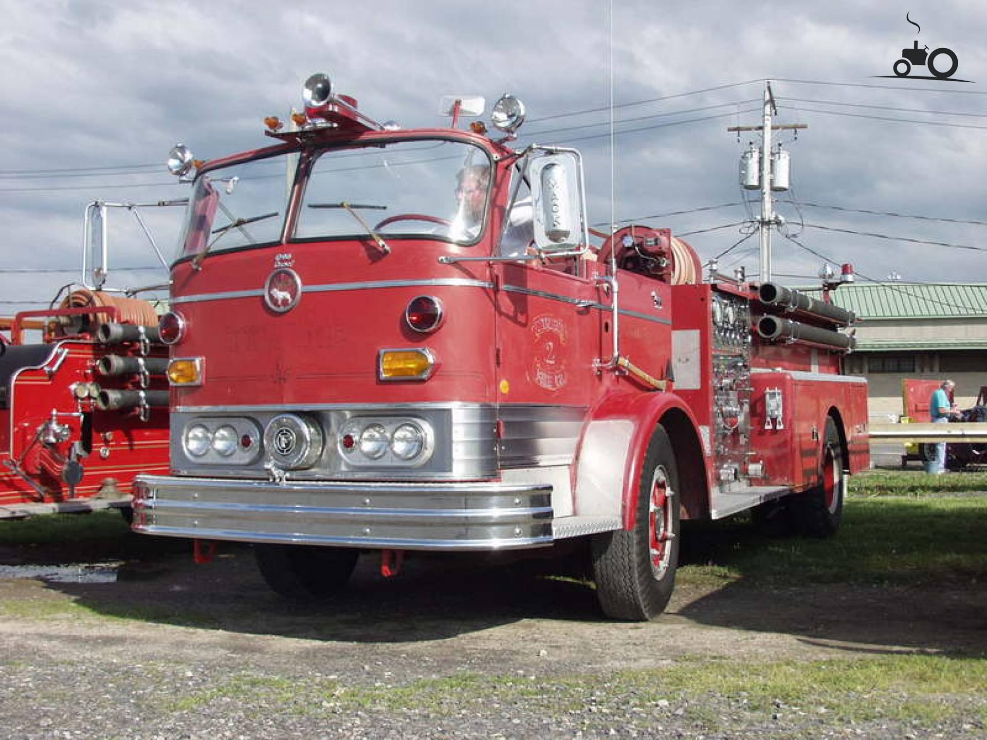 Mack C95