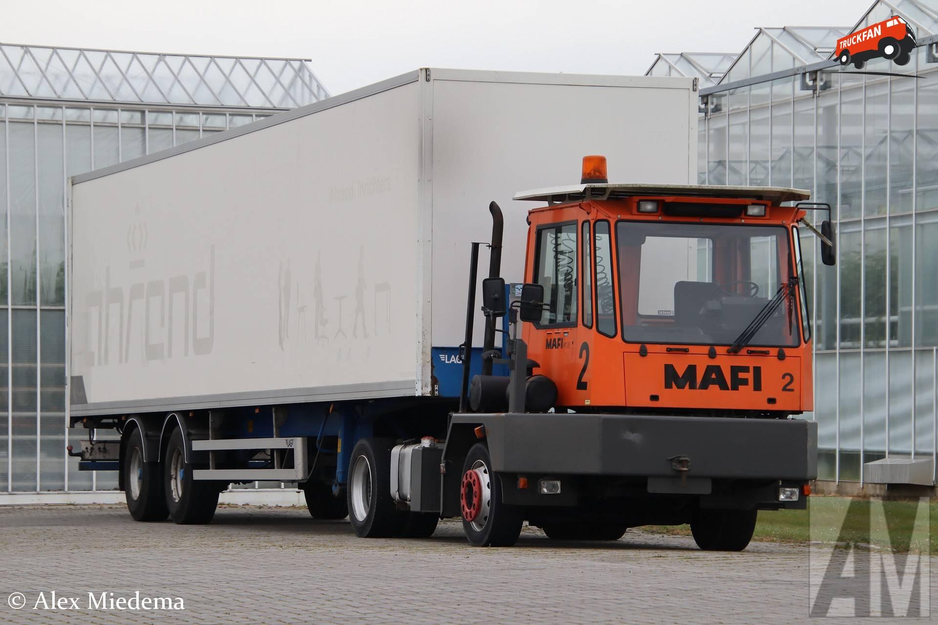 MAFI terminaltrekker