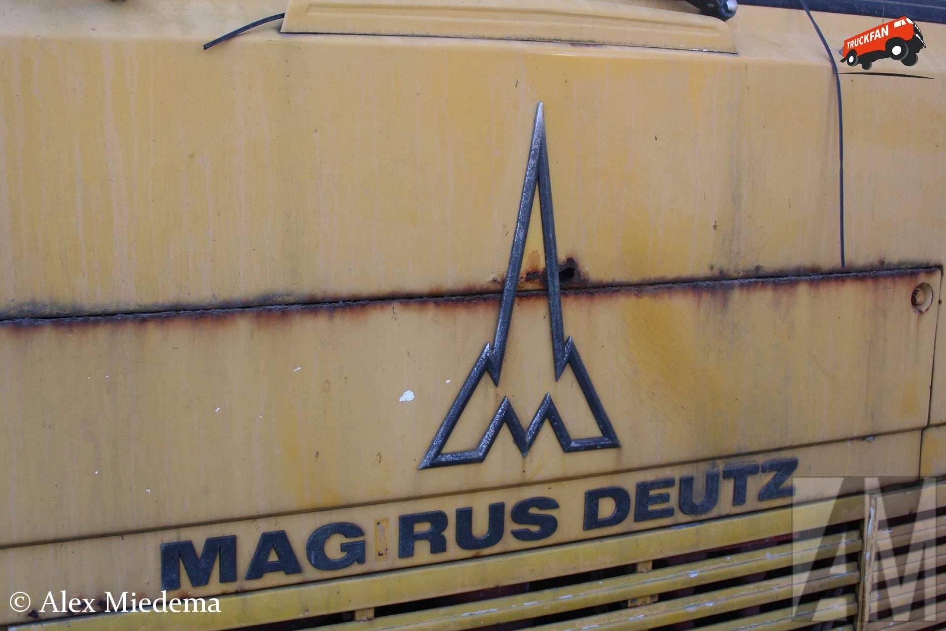 Magirus Deutz onbekend/overig