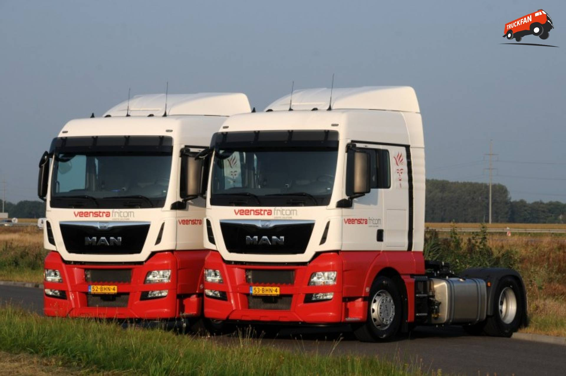 MAN TGX 2nd gen