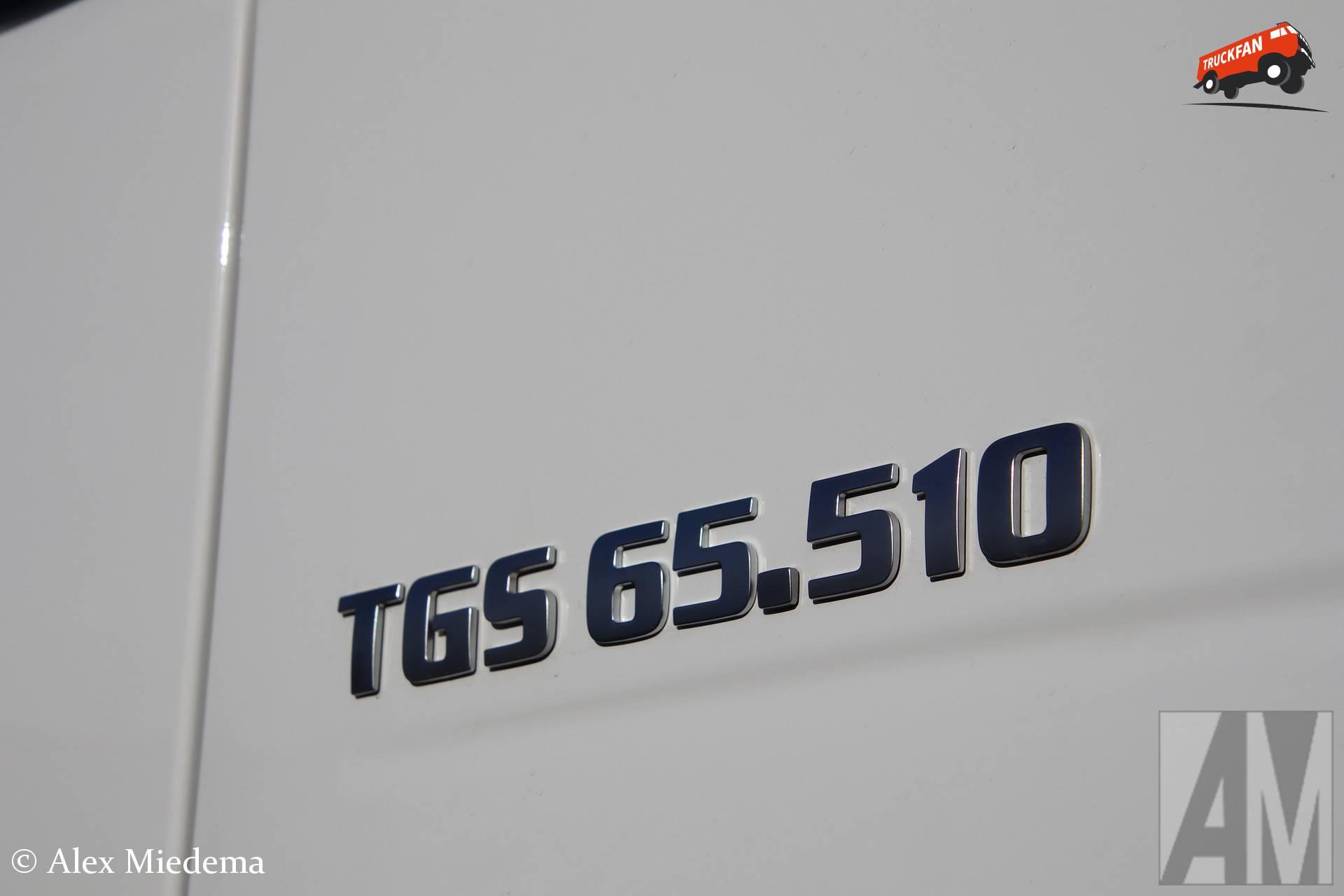MAN TGS 2nd gen