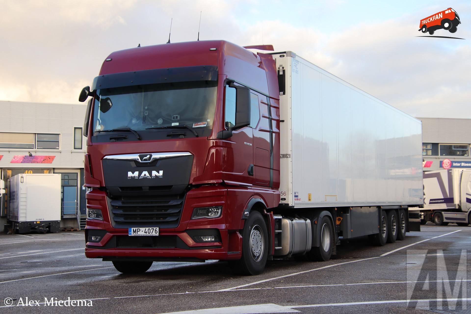 MAN TGX 3rd generation