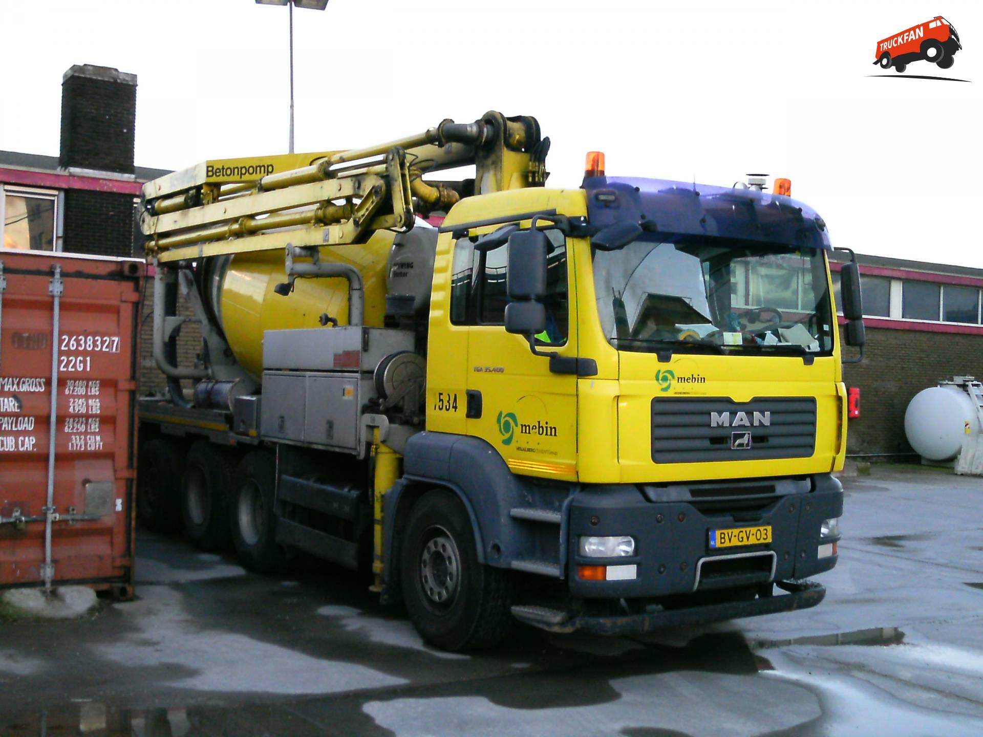 De Truckfan Toppers Van Week 52 Alex Miedema