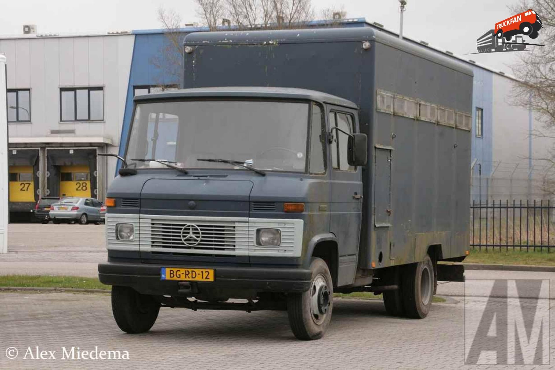 Mercedes Truck Bristol