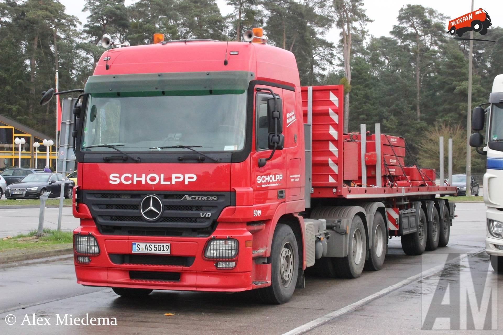 Mercedes-Benz Actros MP2