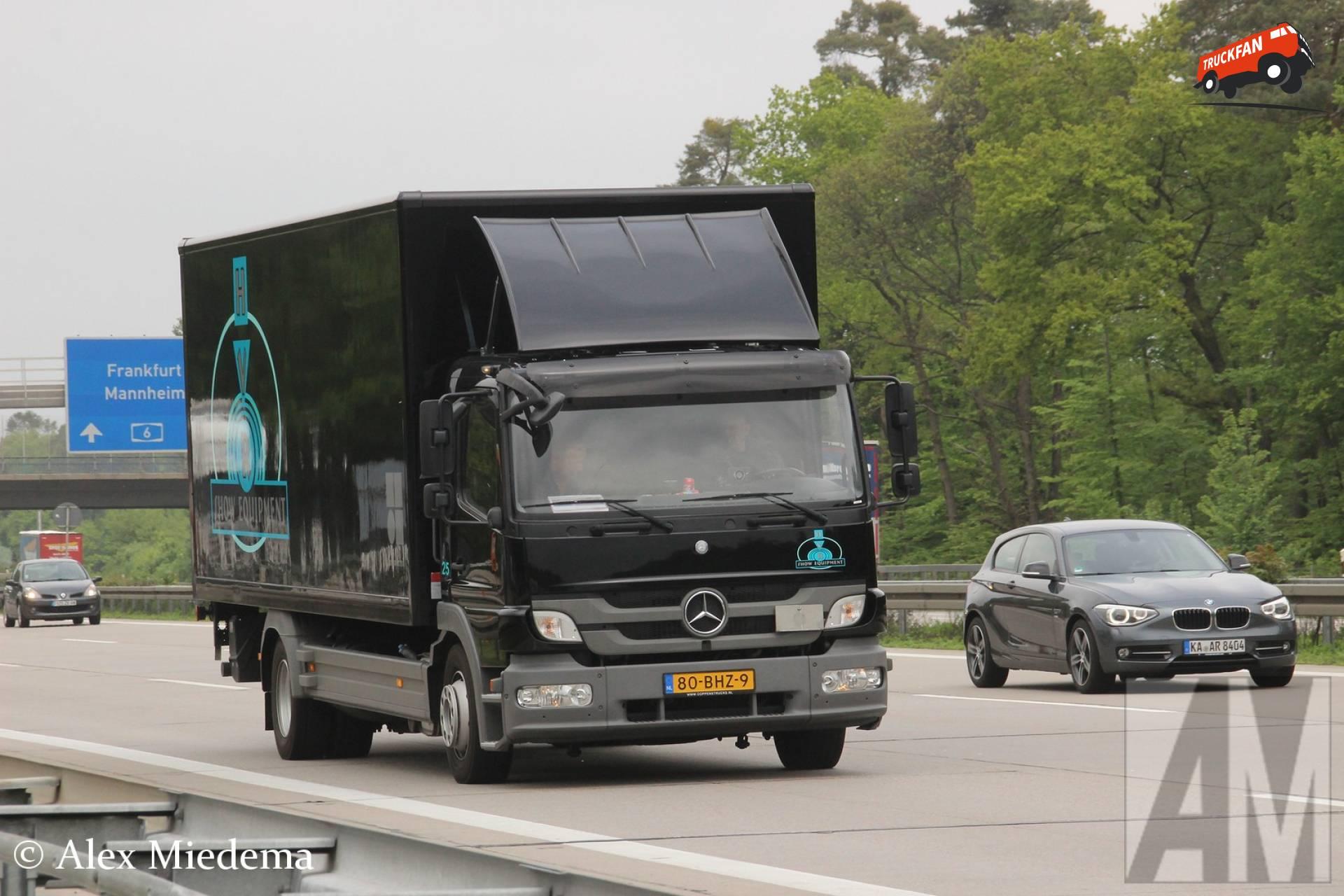 Mercedes-Benz Atego MP3