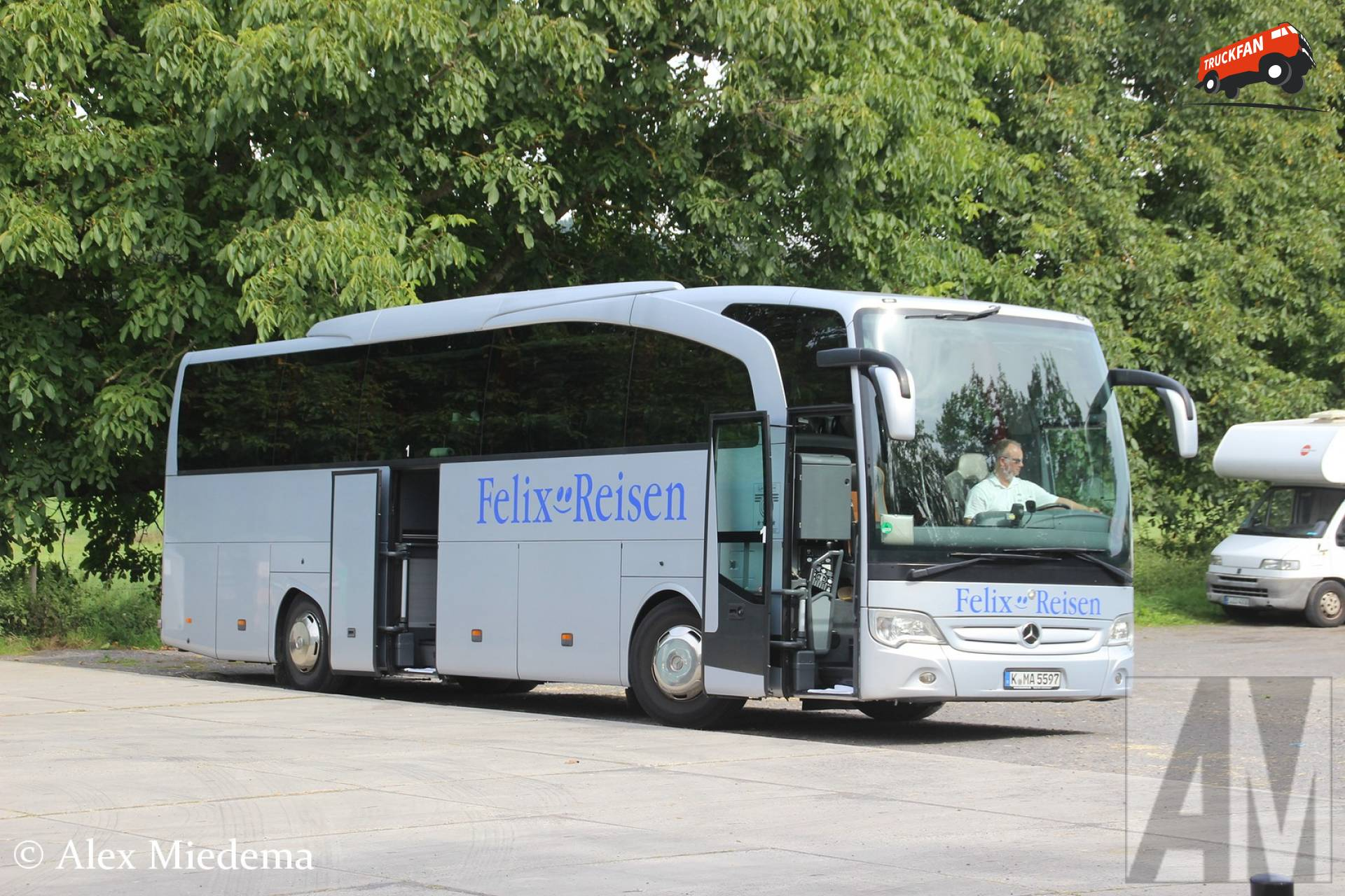 Mercedes-Benz buschassis