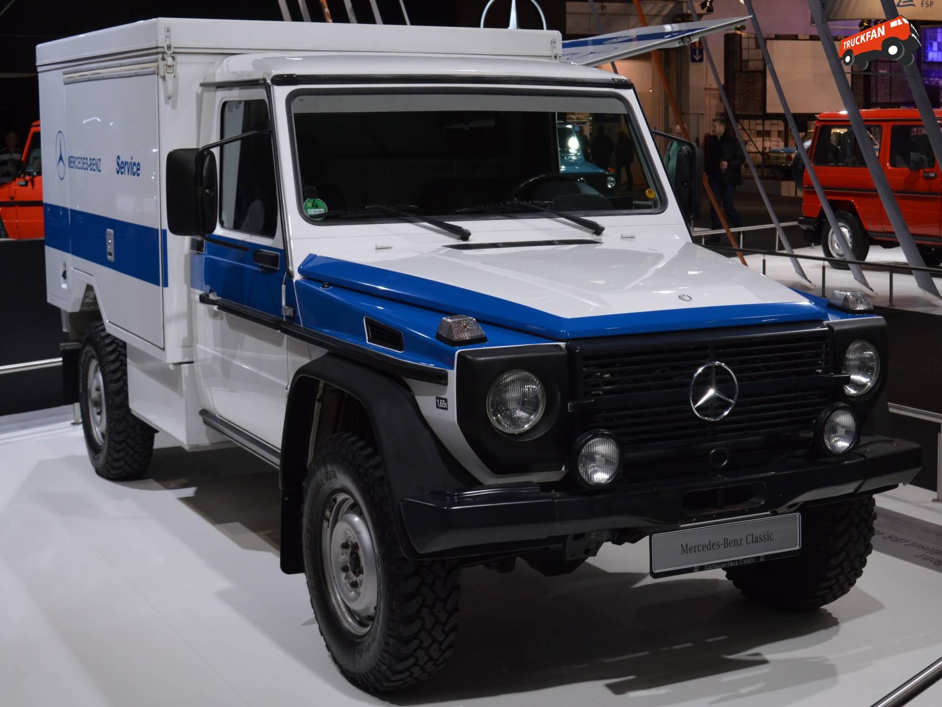 Mercedes-Benz G-klasse