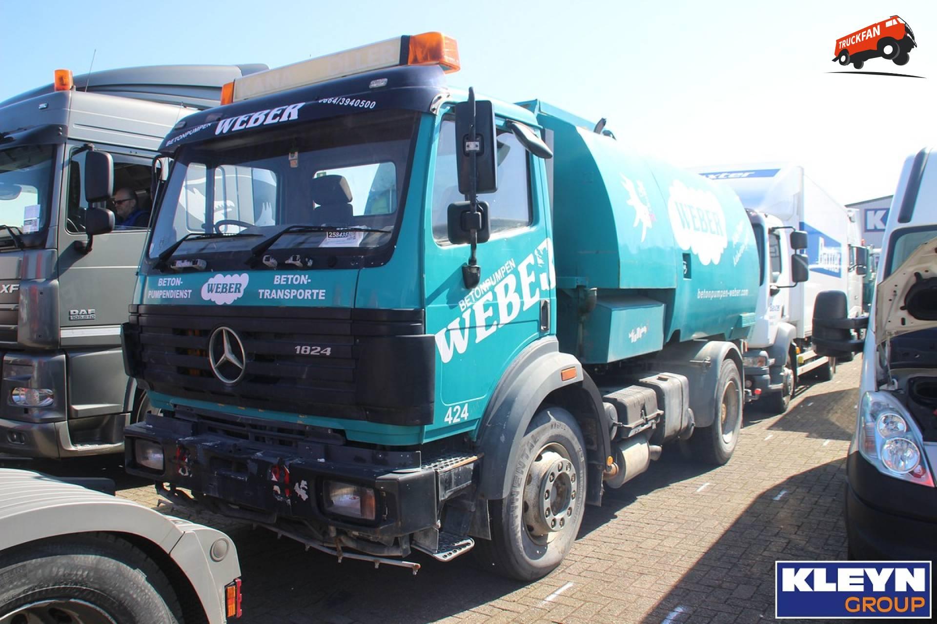Mercedes-Benz SK 94