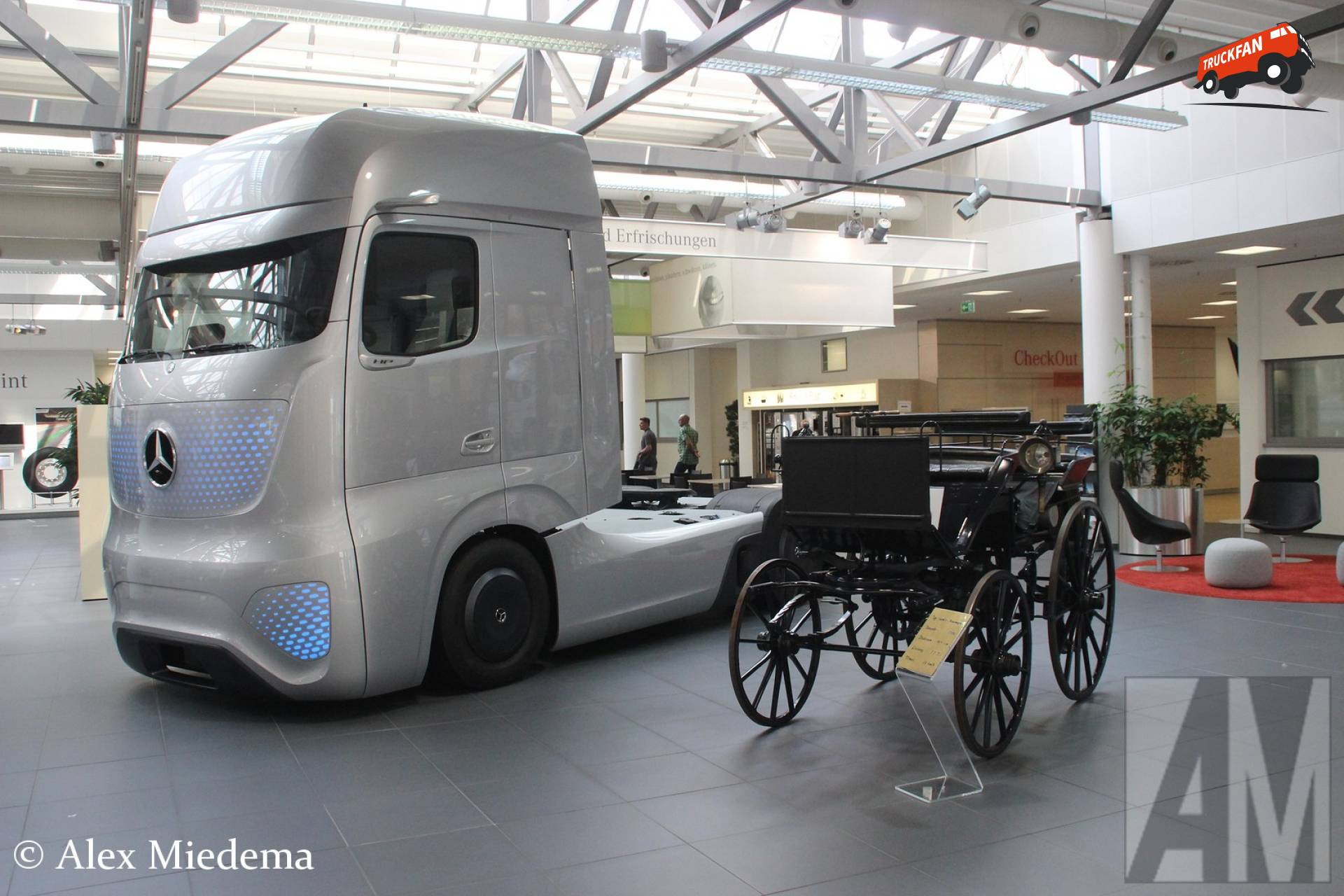 Mercedes-Benz Meerdere Branchen-Informations-Center