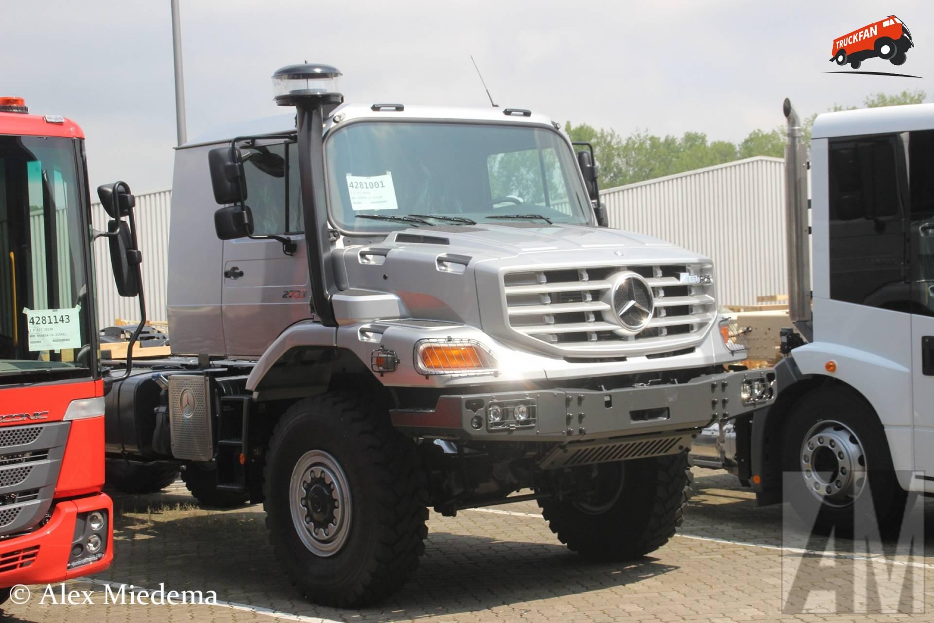 Foto Mercedes Benz Zetros 1238295 Truckfan