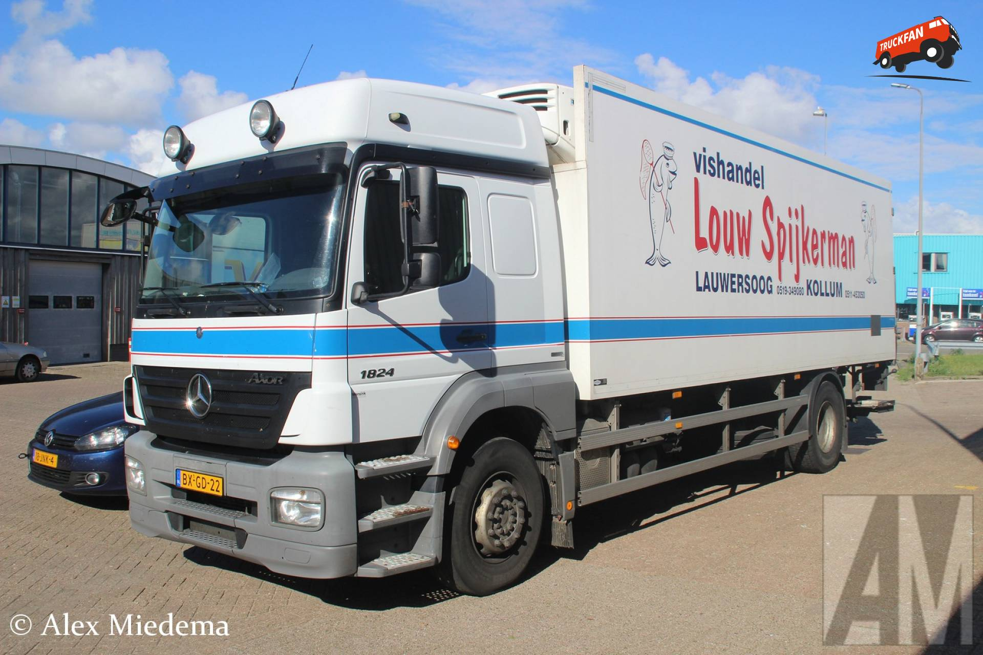 Mercedes-Benz Axor MP2