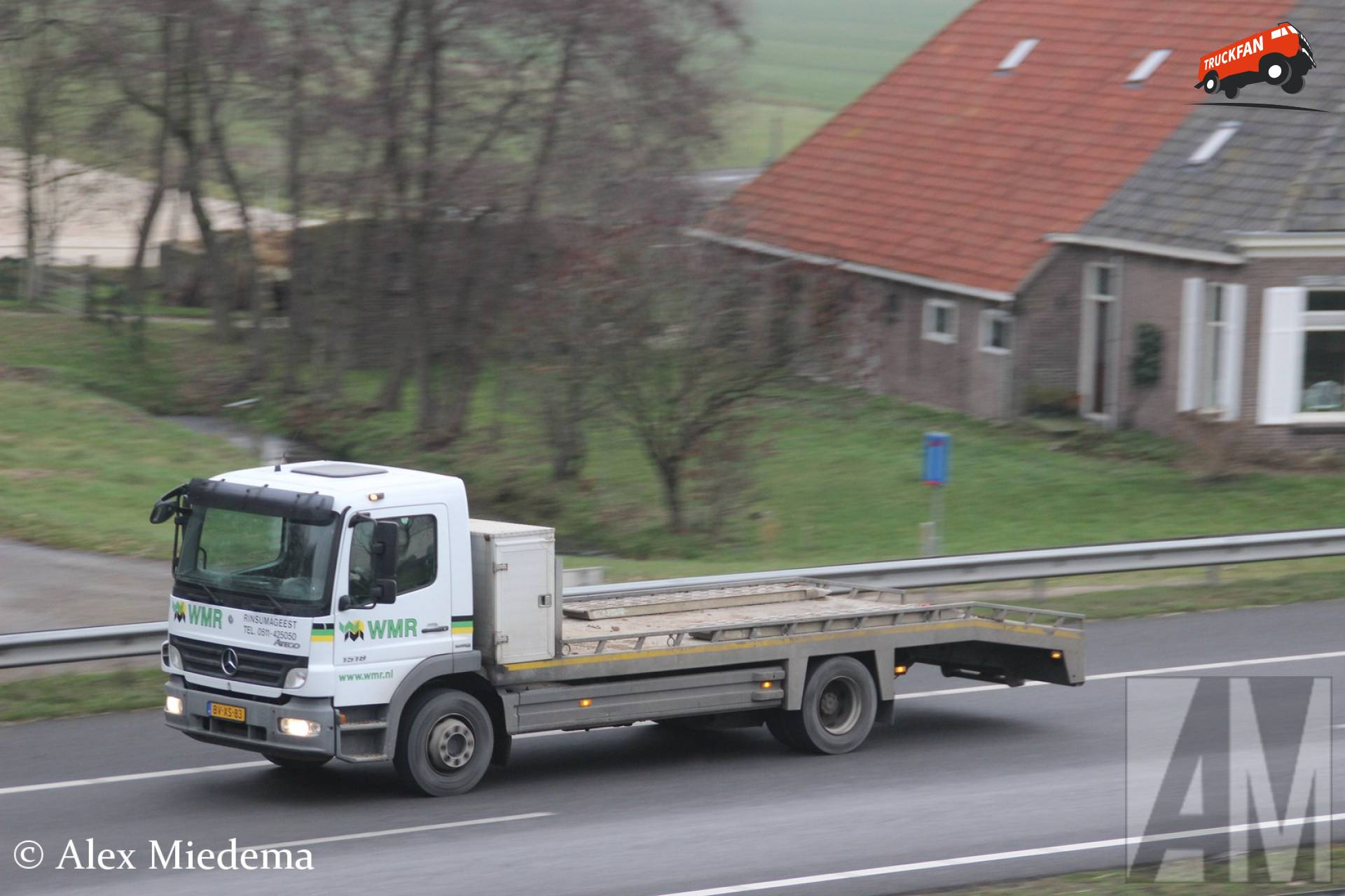 Mercedes-Benz Atego MP2