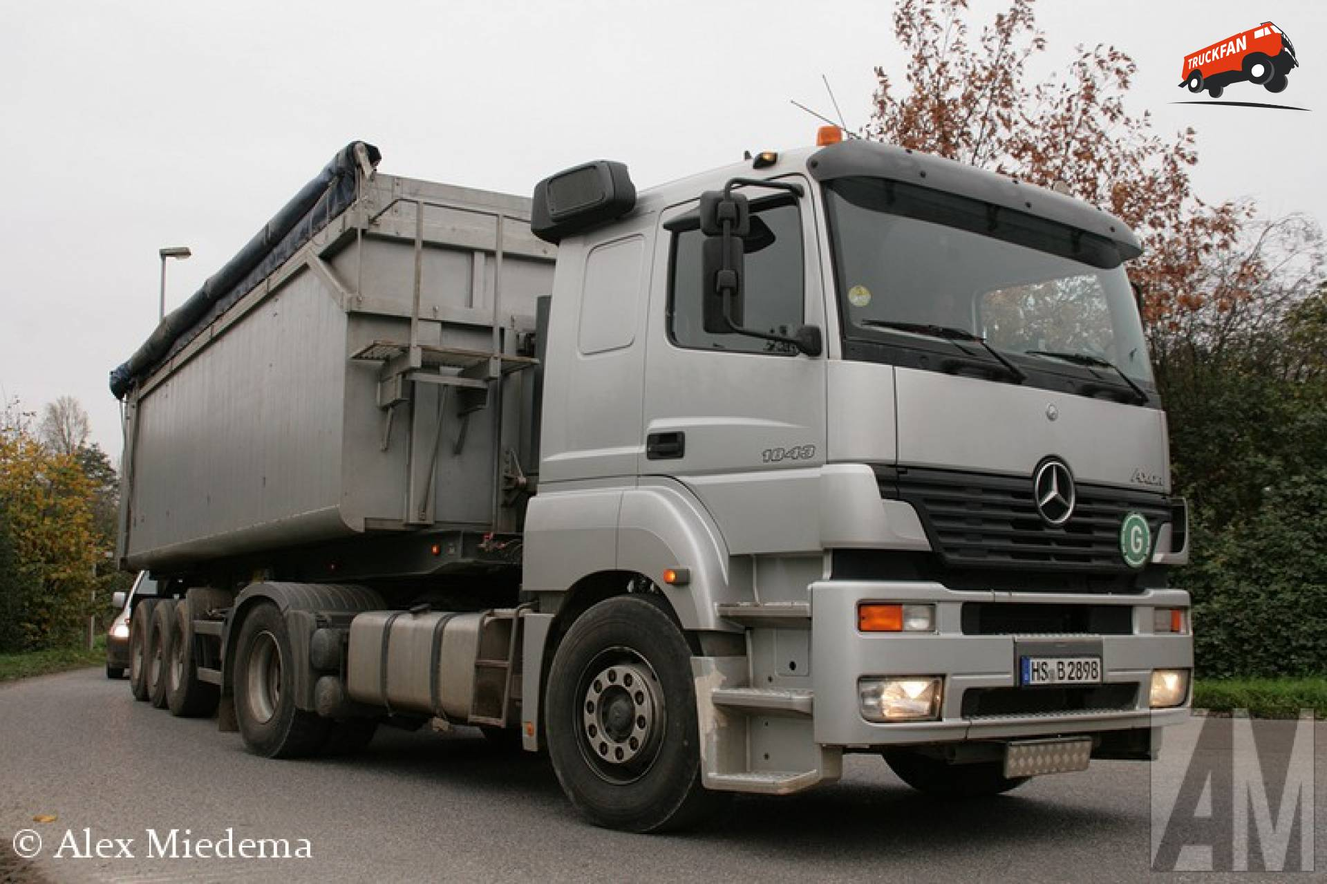 Mercedes-Benz Axor MP1