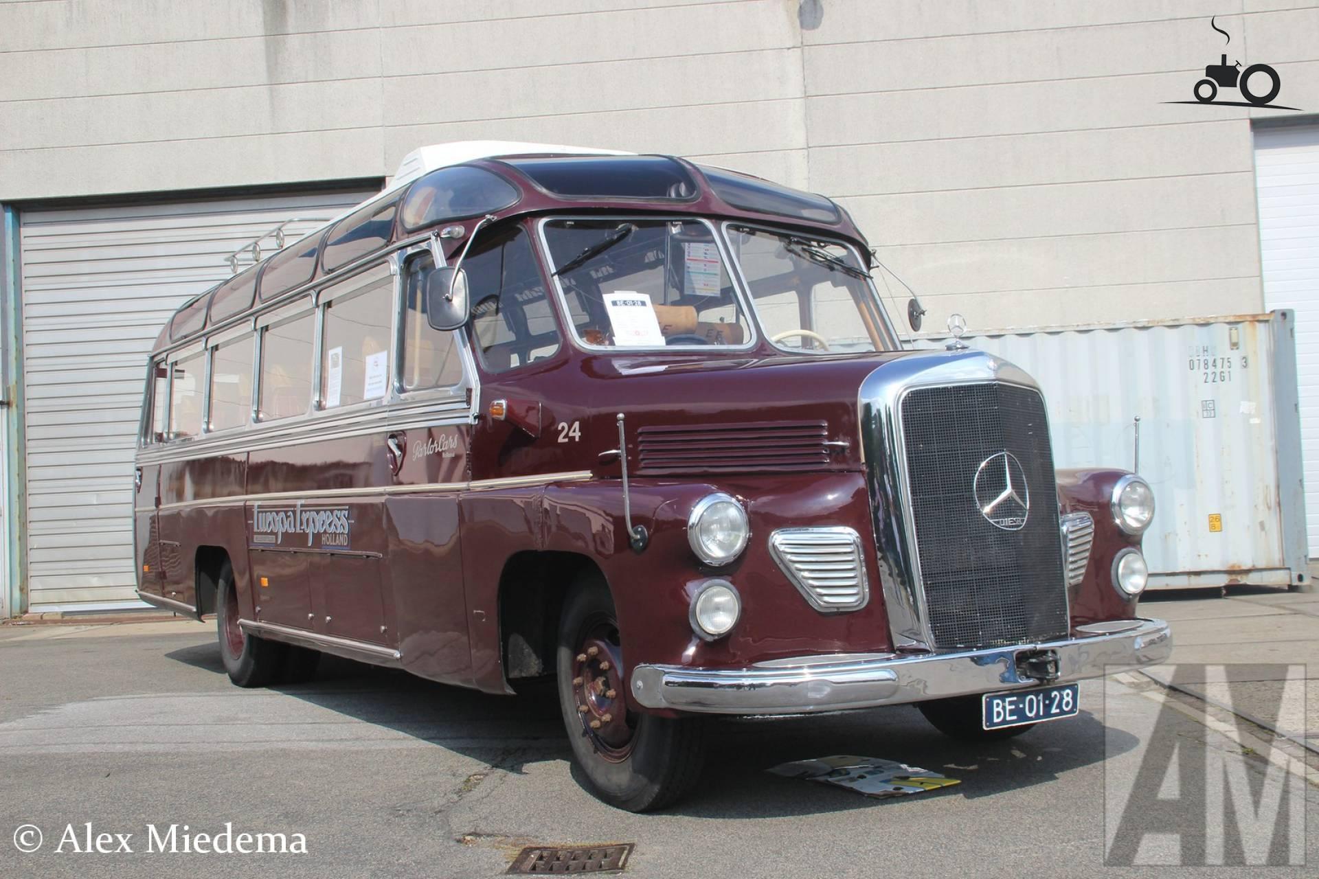 Mercedes-Benz O3500