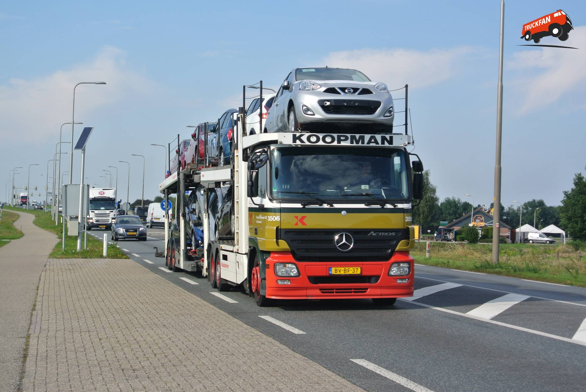 Mercedes-Benz Actros MP2